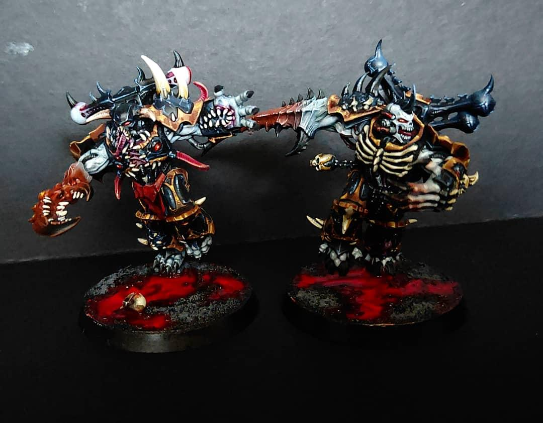 Black Legion, Chaos, Chaos Knight, Chaos Space Marines, Chaos Undivided, Greater Possessed, Heretic Astartes, Shadowspear, Sin Eaters, Warhammer 40,000