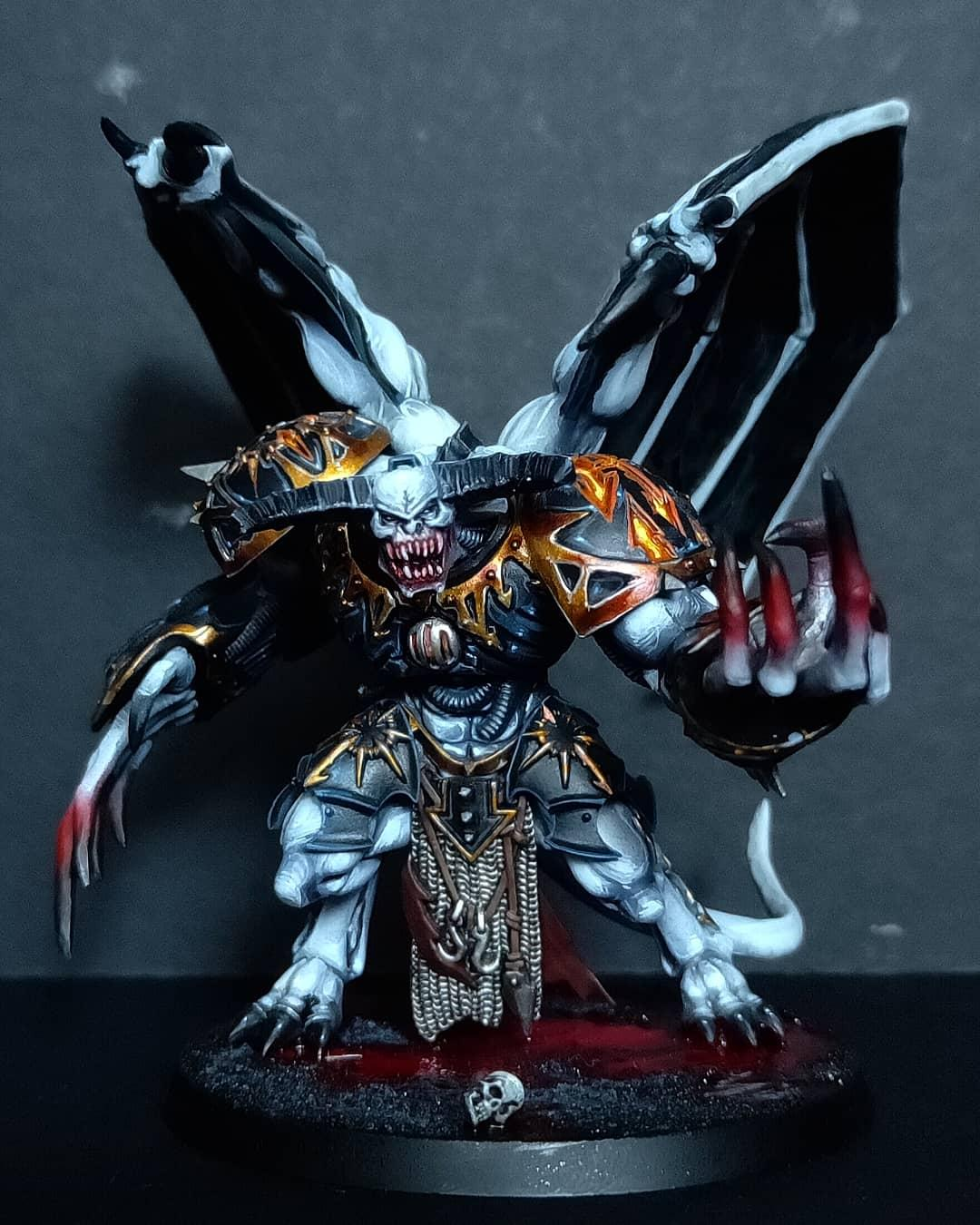 Black Legion, Chaos, Chaos Knight, Chaos Space Marines, Chaos Undivided, Daemon Prince, Heretic Astartes, Sin Eaters, Warhammer 40,000