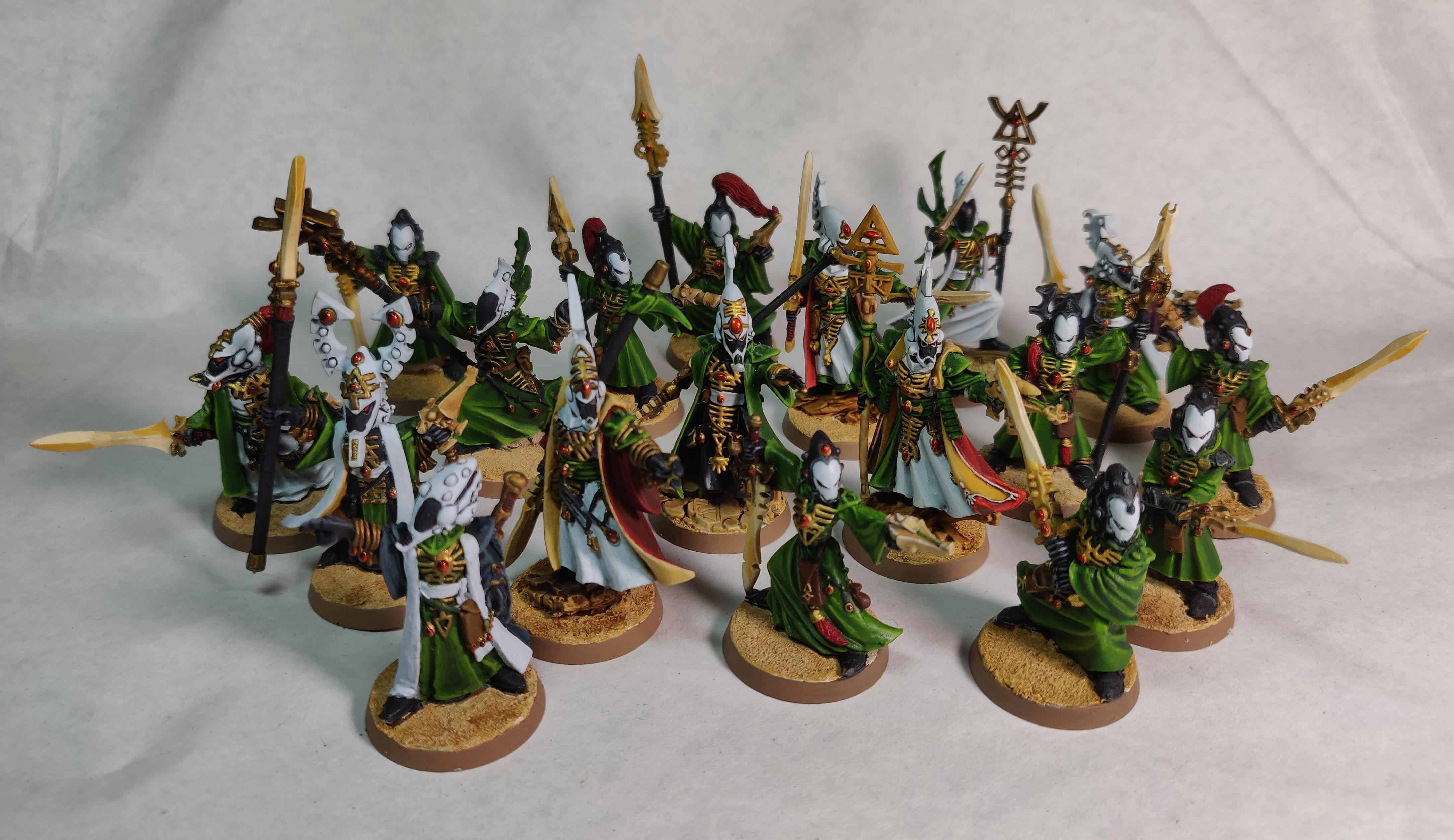 Biel-tan, Farseer, Seer Council, Spiritseer, Warlock
