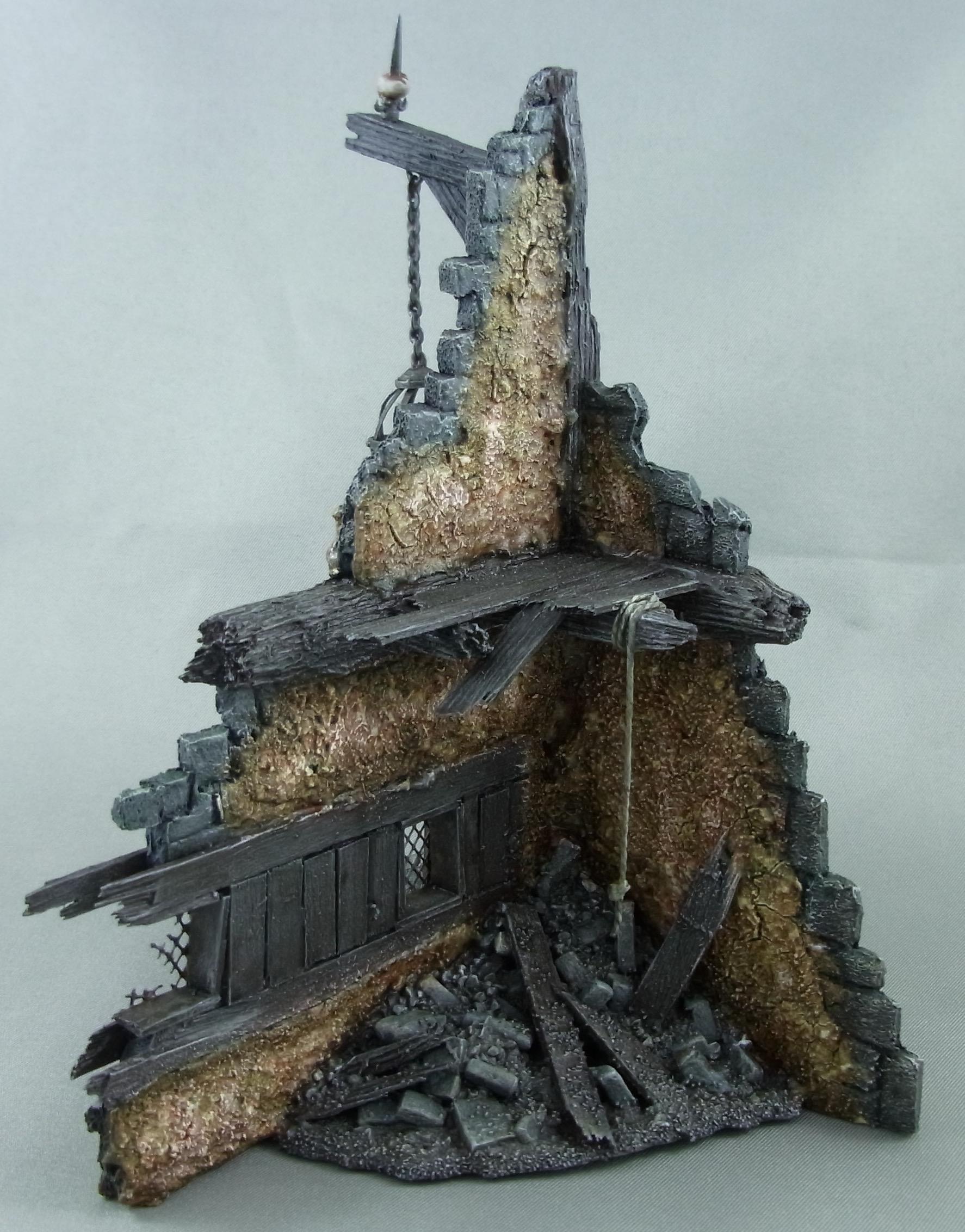 Mordheim, Terrain, Back