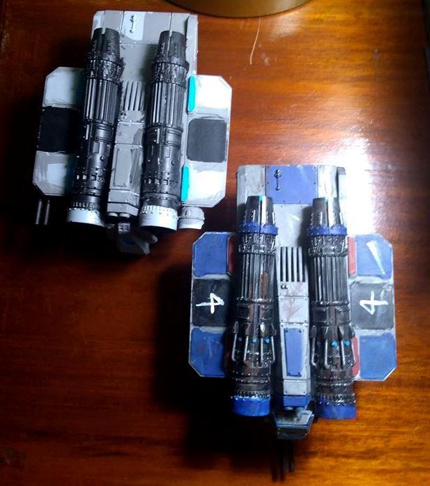 Arvus Lighter, Avenger, Counts As, Dakkajet, Fighter, Flyer, Imperial Guard, Orks, Thunderbolt
