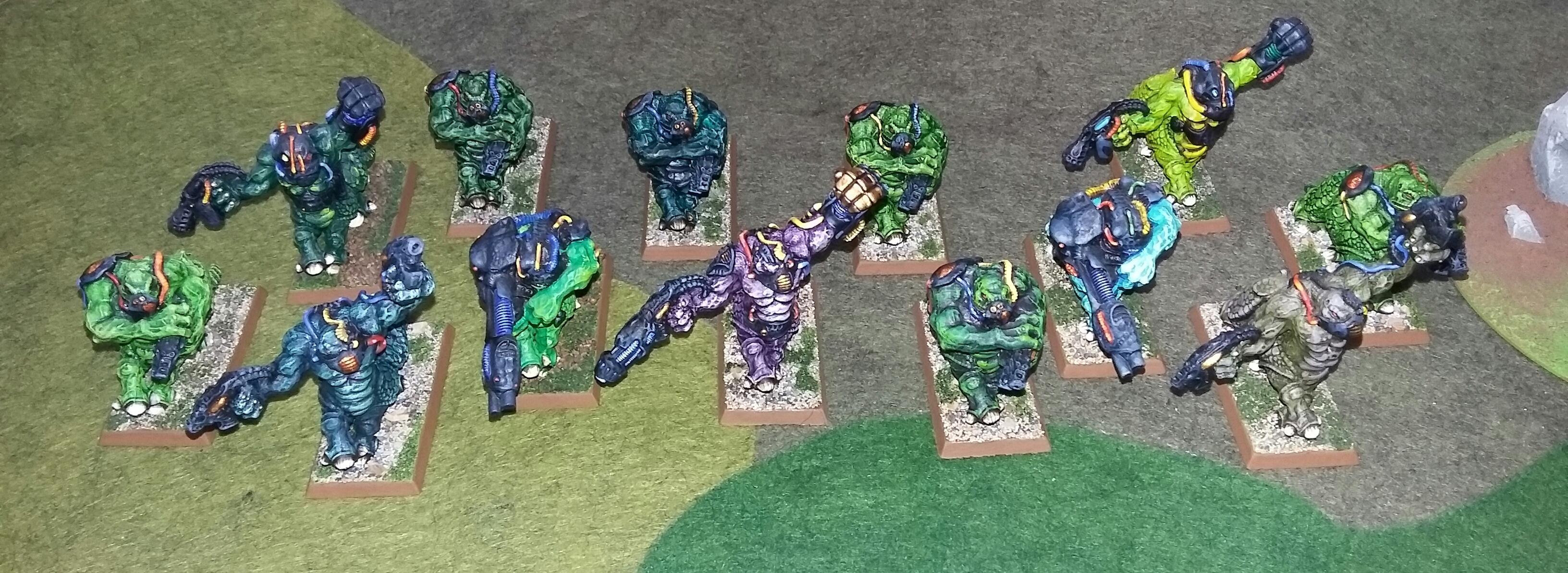 Conversion, Oldhammer, Warhammer 40,000, Zoat
