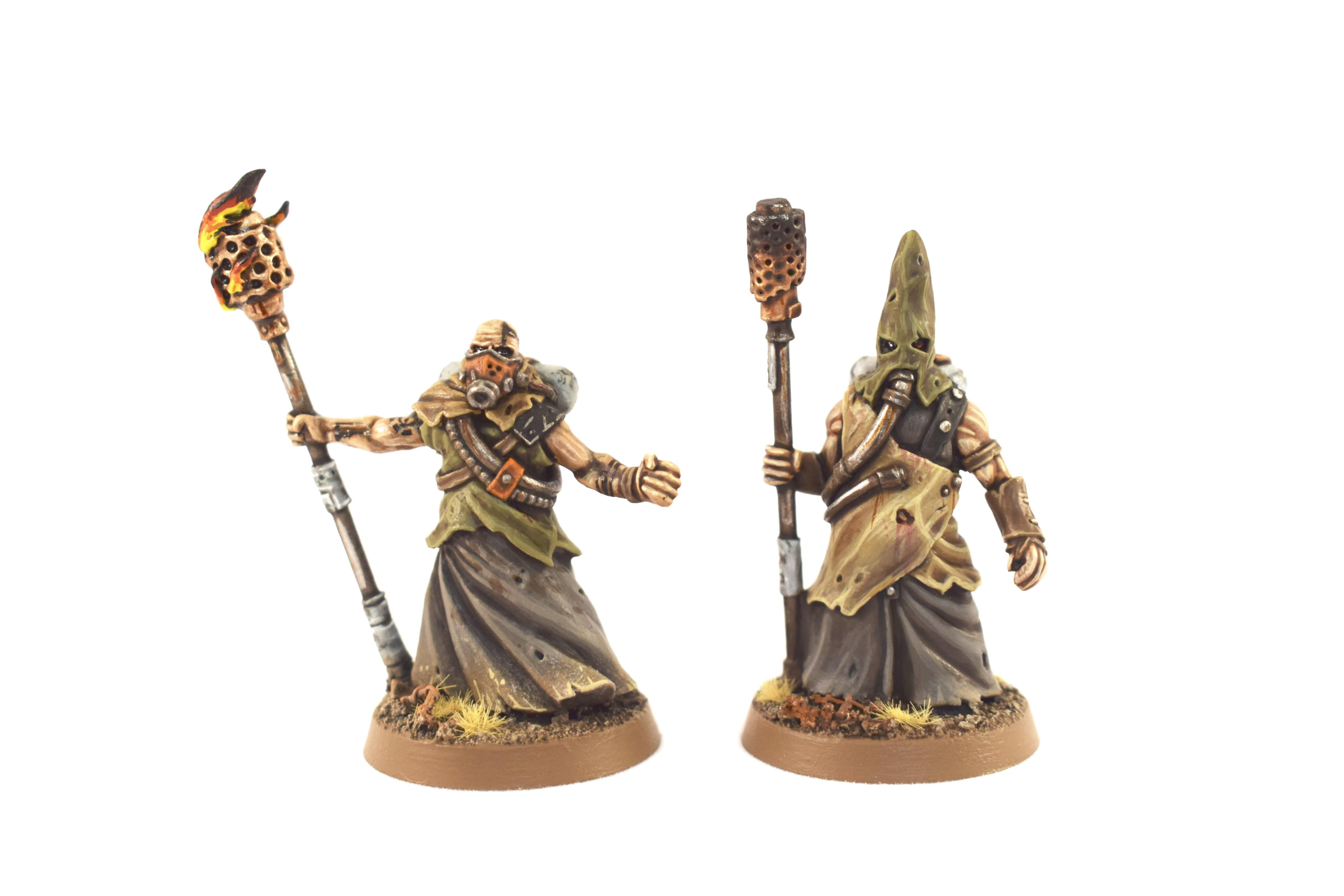 Tox Troopers, Apothic Purifiers