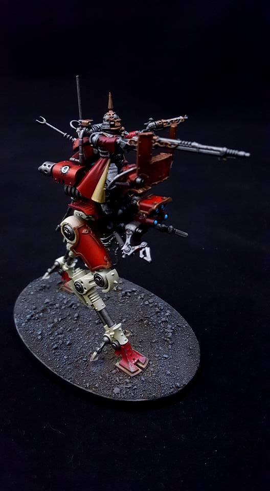 Ad Mech, Adeptus Mechanicus, Commission By Raven�s Nest Painting, Dragoon, Imperium, Mars, Radium Jezzail, Sydonian, Warhammer 40,000