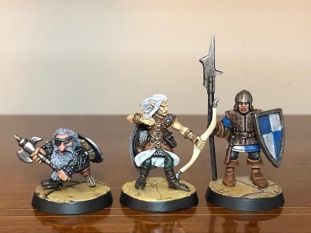 Advanced Heroquest, Heroquest, Old, Oldhammer, Quest, Warhammer Fantasy