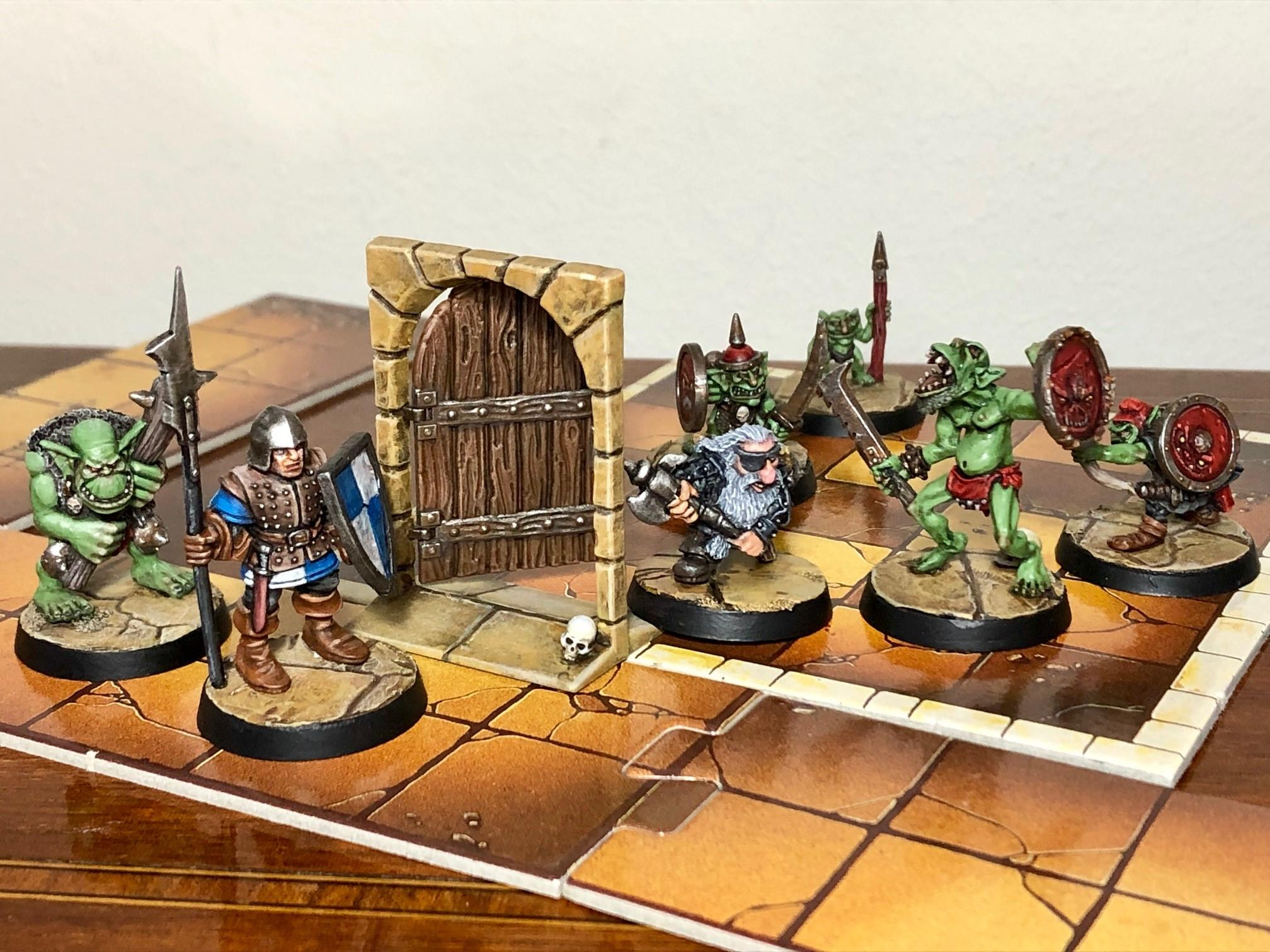 Advanced Heroquest, Heroquest, Old, Oldhammer, Quest, Warhammer Fantasy