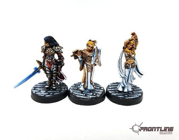 Female, Mage, Reaper, Wizard