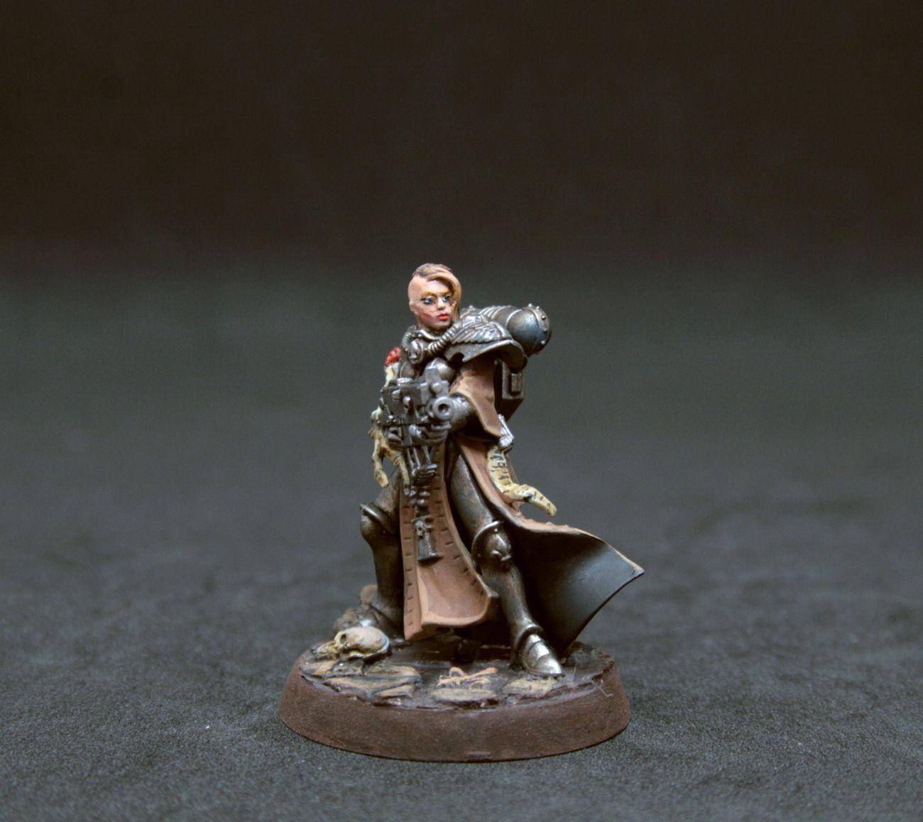 Adepta Sororitas, Order Of The Cleansing Blade, Sisters Of Battle