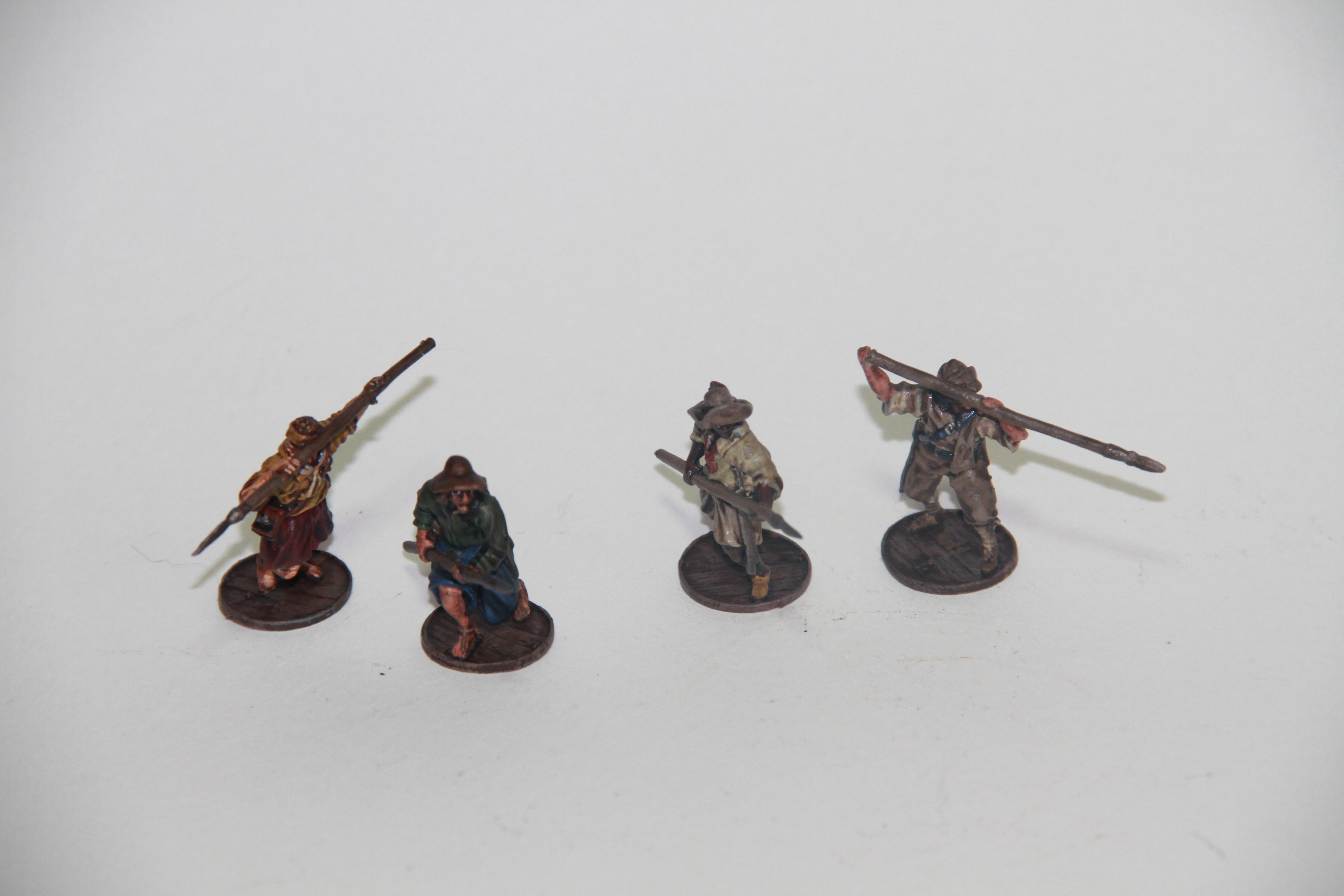 Blood And Plunder, Flintlock Games, Historical, Pirates, Spanish