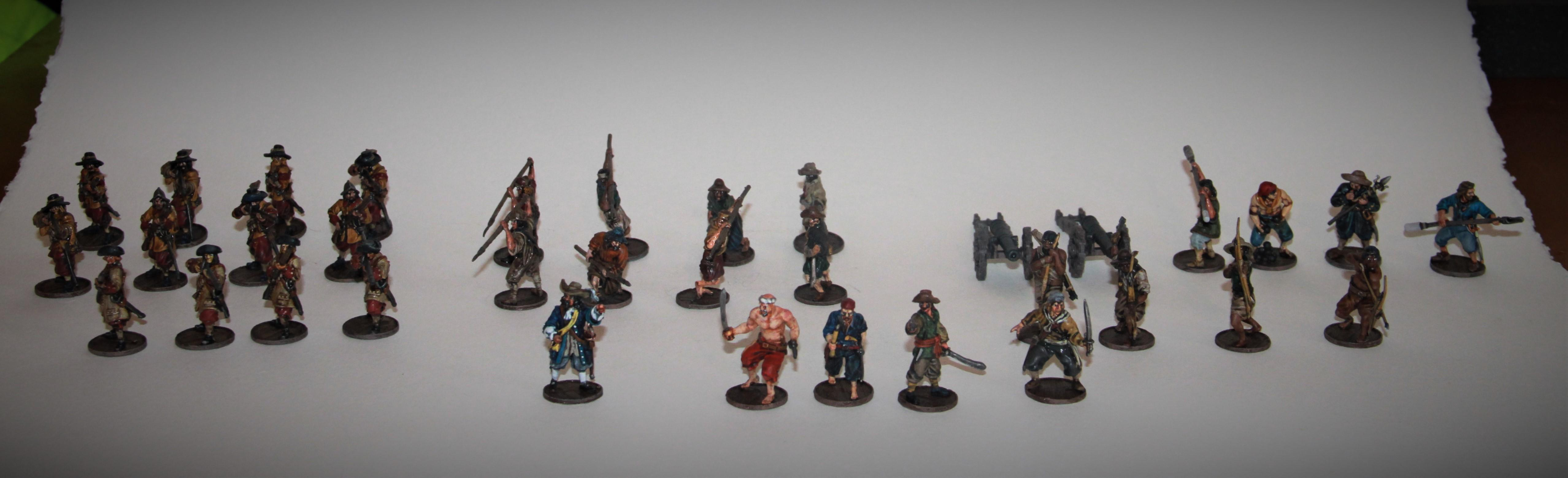 Blood And Plunder, Flintlock Games, Historical, Pirates, Spanish