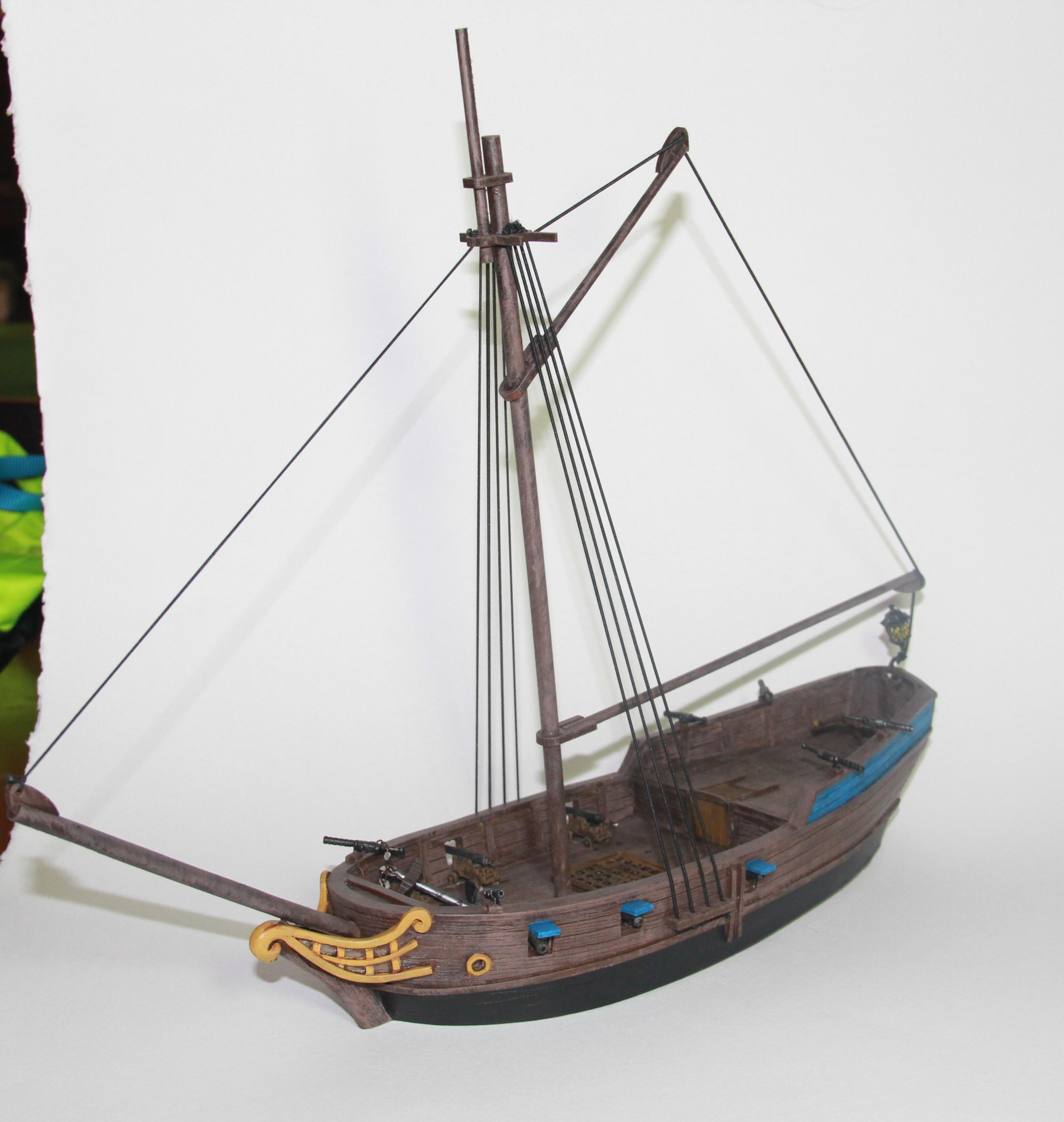 Flintlock Games, Historical, Ship, Spanish