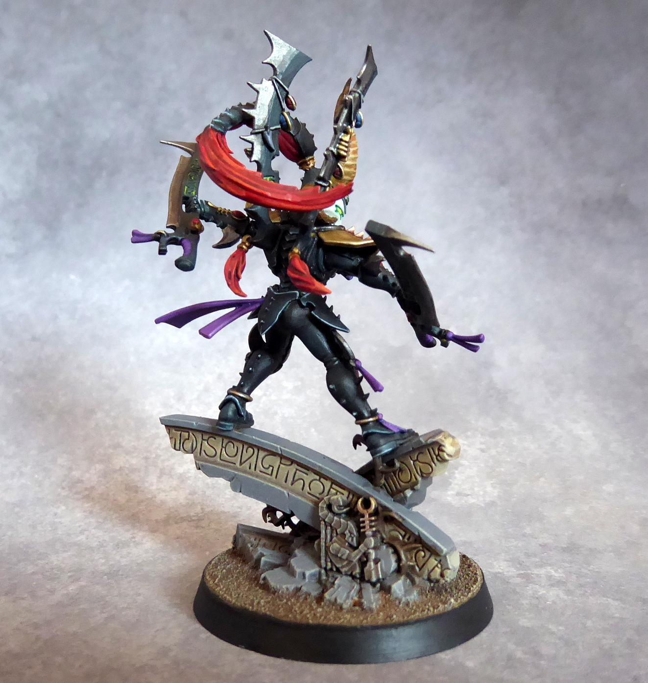 Dark Eldar, Drazhar, Drukhari, Incubi