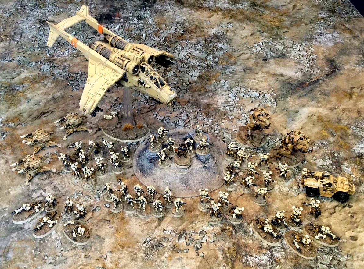 Drop Troops Army