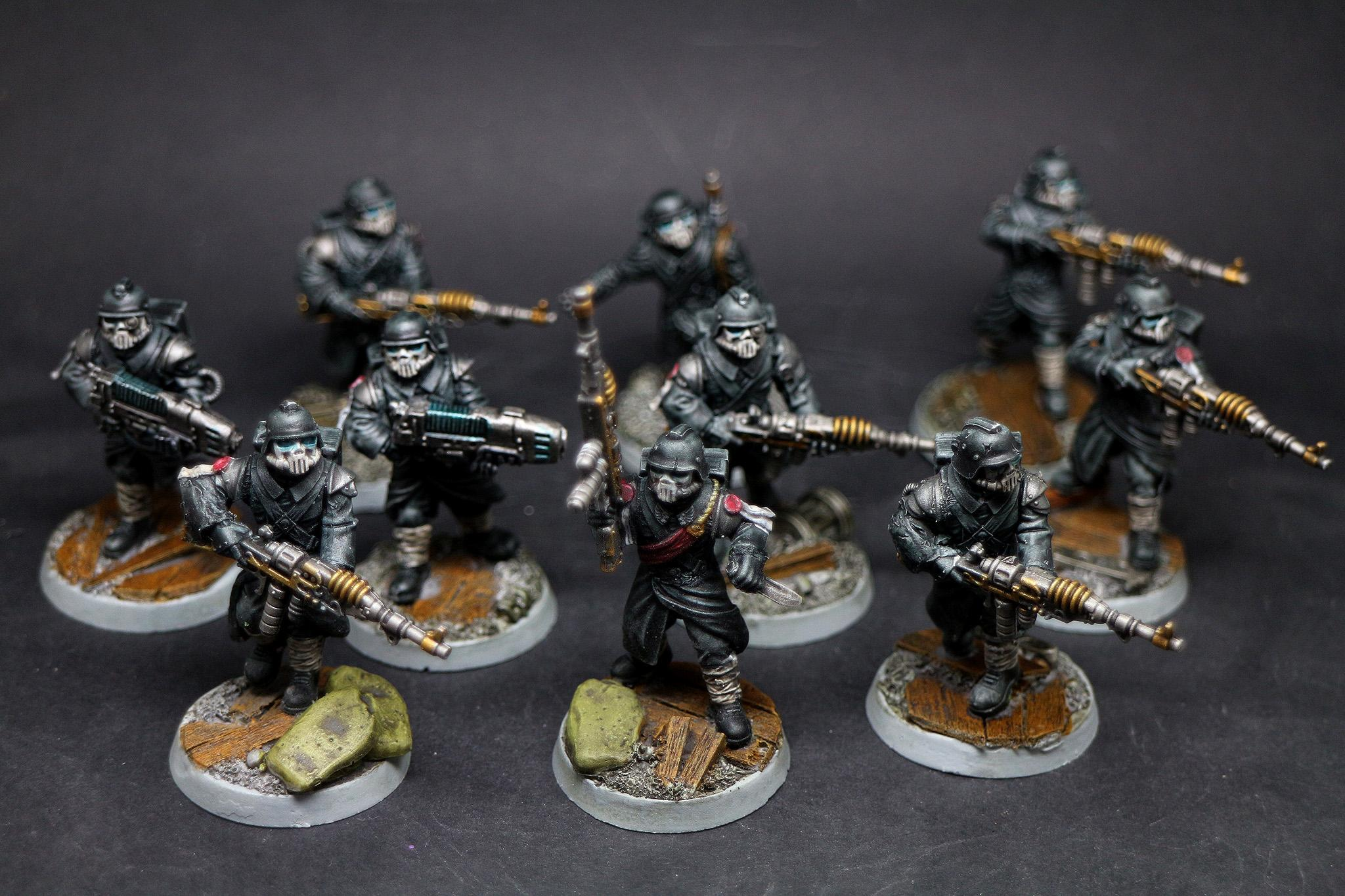 Anvil, Death Korps of Krieg, Imperial Guard