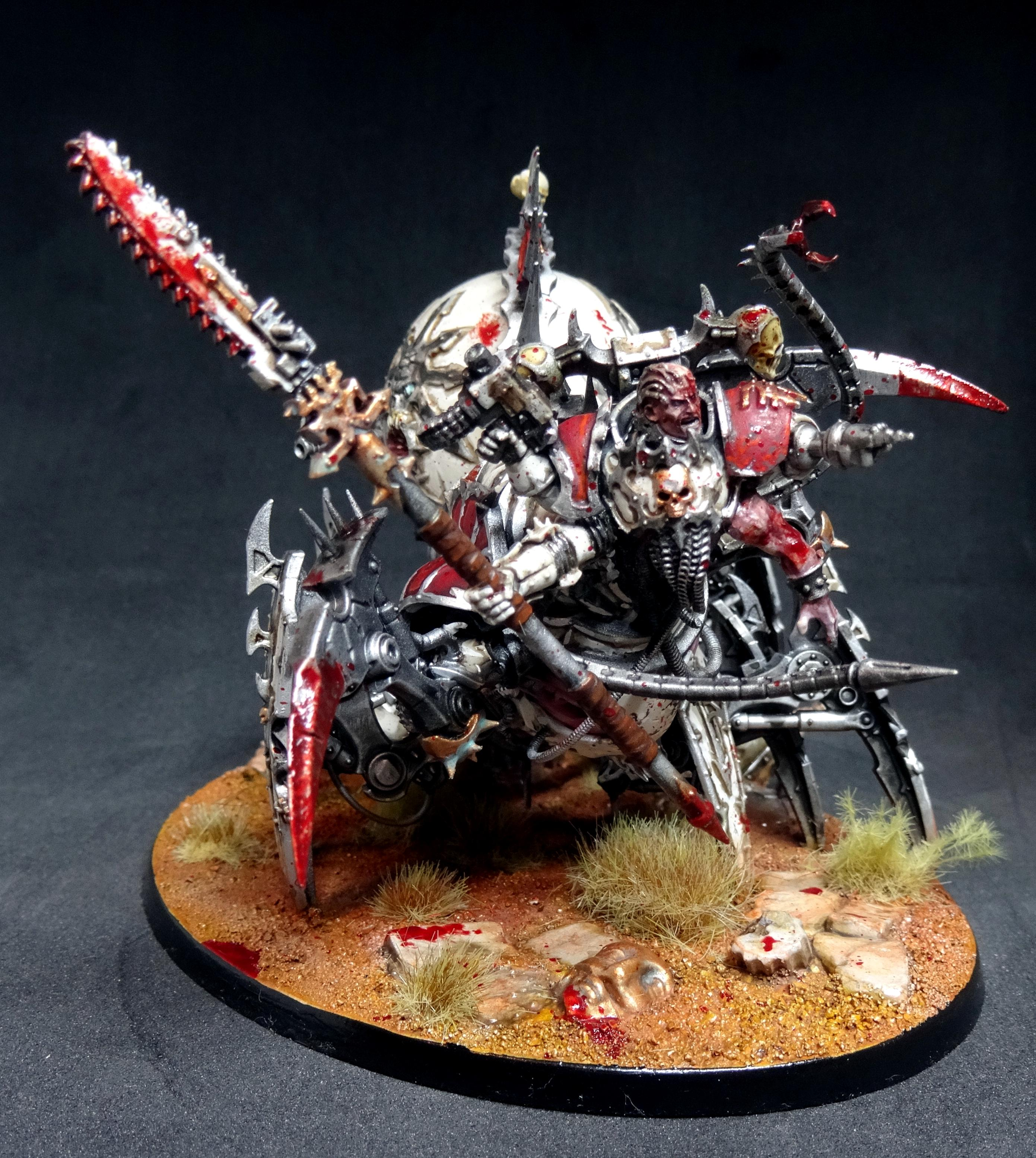 World Eaters Lord Discordant