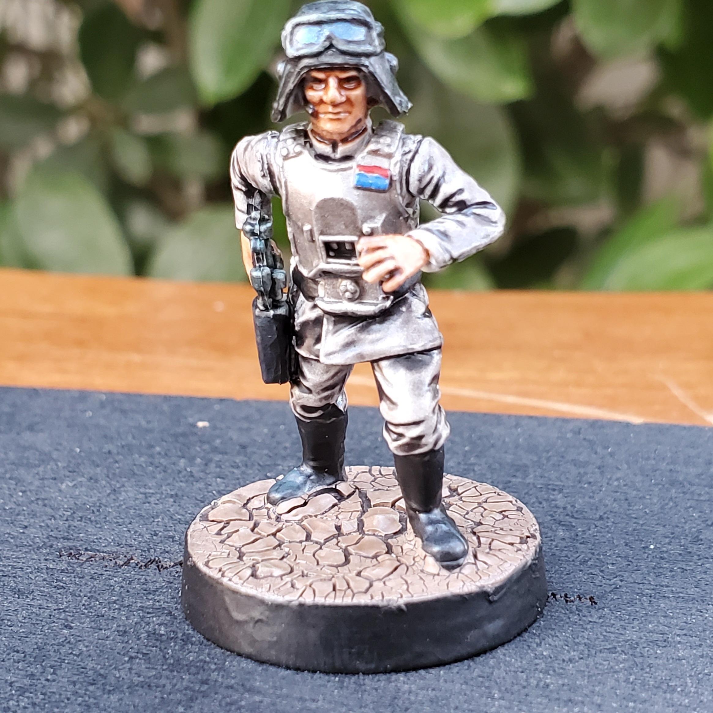 General Veers, Star Wars Legion