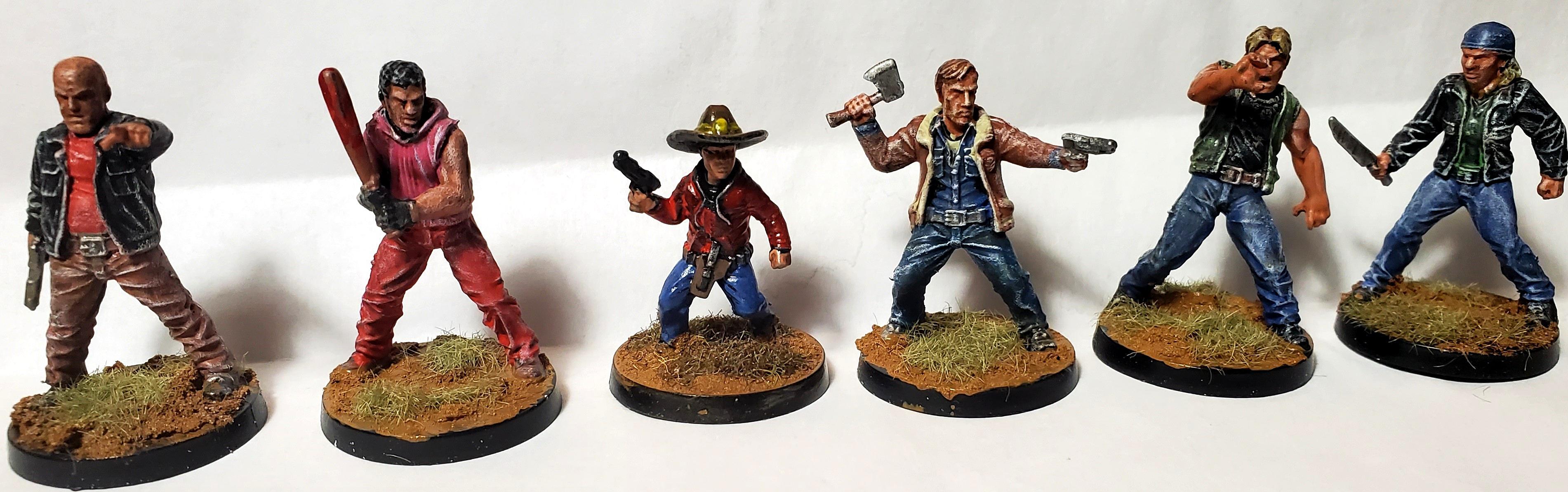 Carl, Rick, Twd, Walking Dead