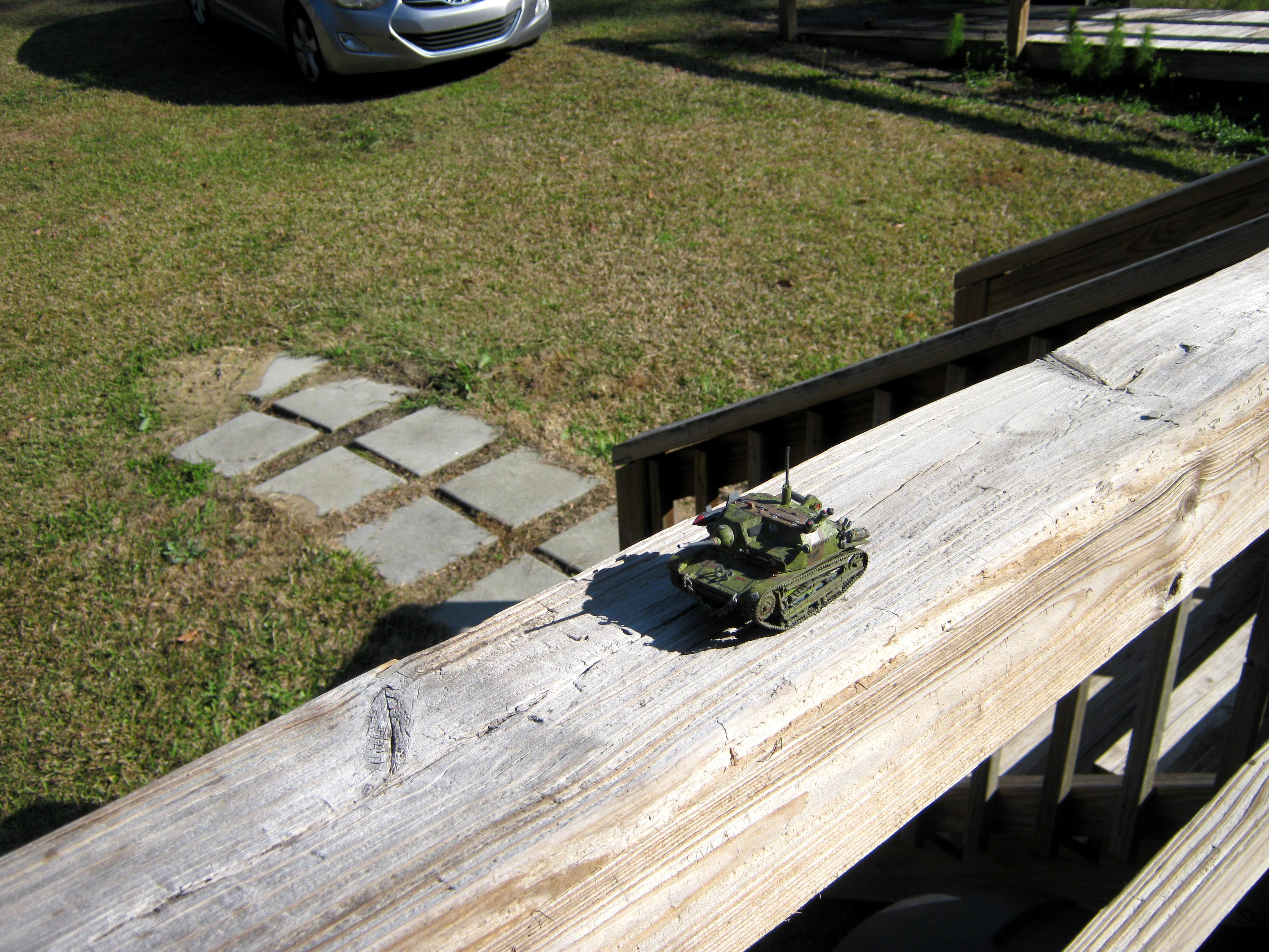 Conversion, Counts As, Imperial, Light Vehicle, Poland, Polish, Prototype, Recon Vehicle, Scout Vehicle, Tank, Tankette, Tks, World War Two