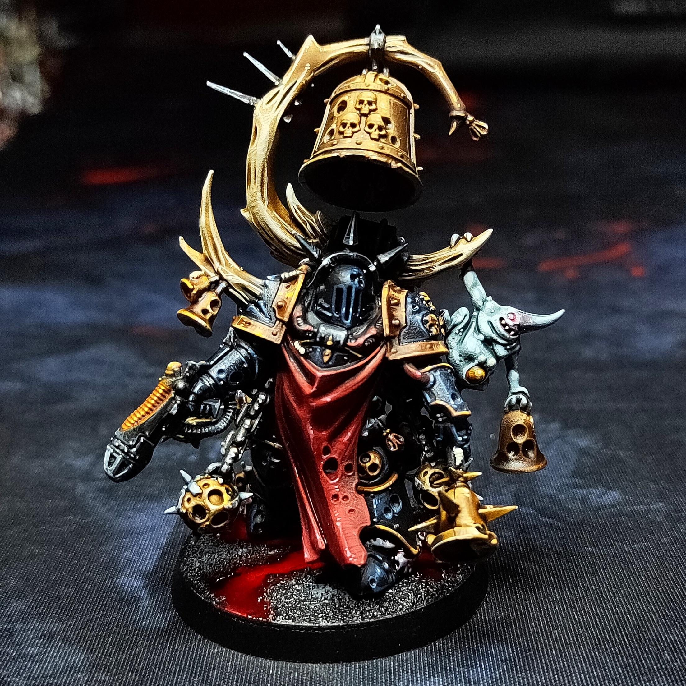 Black Legion, Bringers Of Decay, Chaos, Chaos Knight, Chaos Space Marines, Chaos Undivided, Dark Imperium, Death Guard, Heretic Astartes, Noxious Blightbriger, Plague Marines, Sin Eaters, Warhammer 40,000