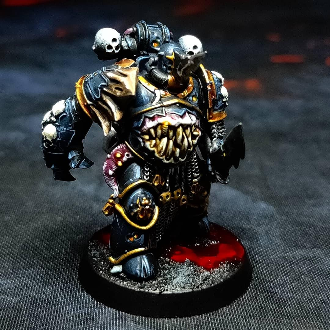 Black Legion, Bringers Of Decay, Chaos, Chaos Knight, Chaos Space Marines, Chaos Undivided, Death Guard, Easy To Build, Heretic Astartes, Plague Champion, Plague Marines, Sin Eaters, Warhammer 40,000