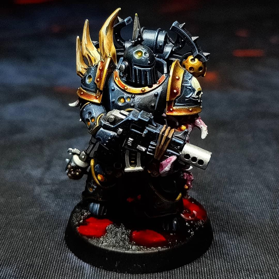 Black Legion, Bringers Of Decay, Chaos, Chaos Knight, Chaos Space Marines, Chaos Undivided, Death Guard, Easy To Build, Heretic Astartes, Plague Marines, Sin Eaters, Warhammer 40,000