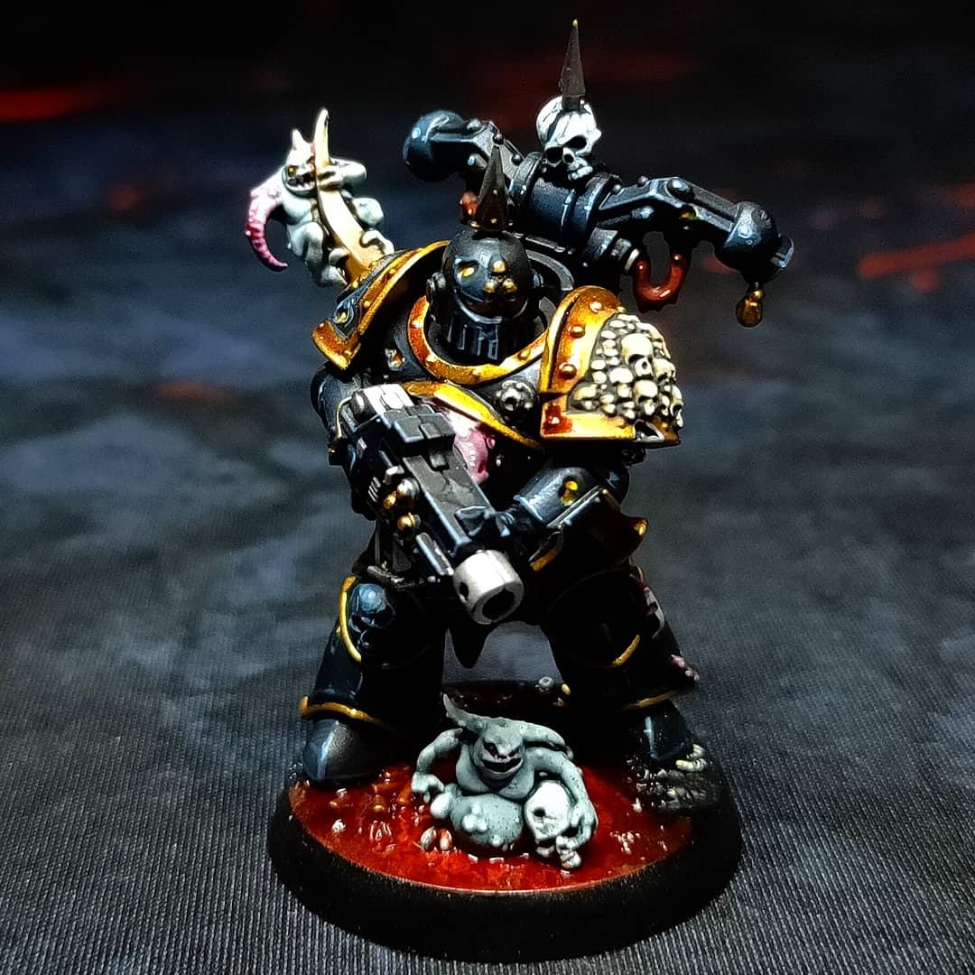 Black Legion, Bringers Of Decay, Chaos, Chaos Knight, Chaos Space Marines, Chaos Undivided, Death Guard, Heretic Astartes, Plague Marines, Sin Eaters, Space Marine Heroes, Warhammer 40,000