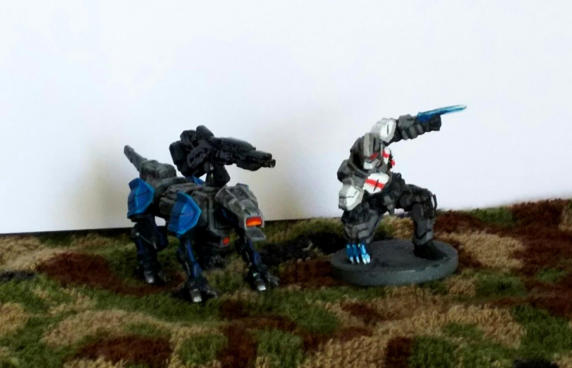Deadzone, Enforcers, Warpath