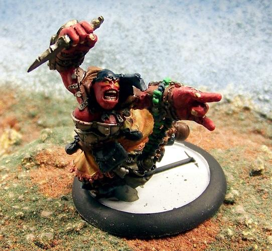Hordes, Trollbloods, Calandra Truthsayer, Oracle of the Glimmerwood
