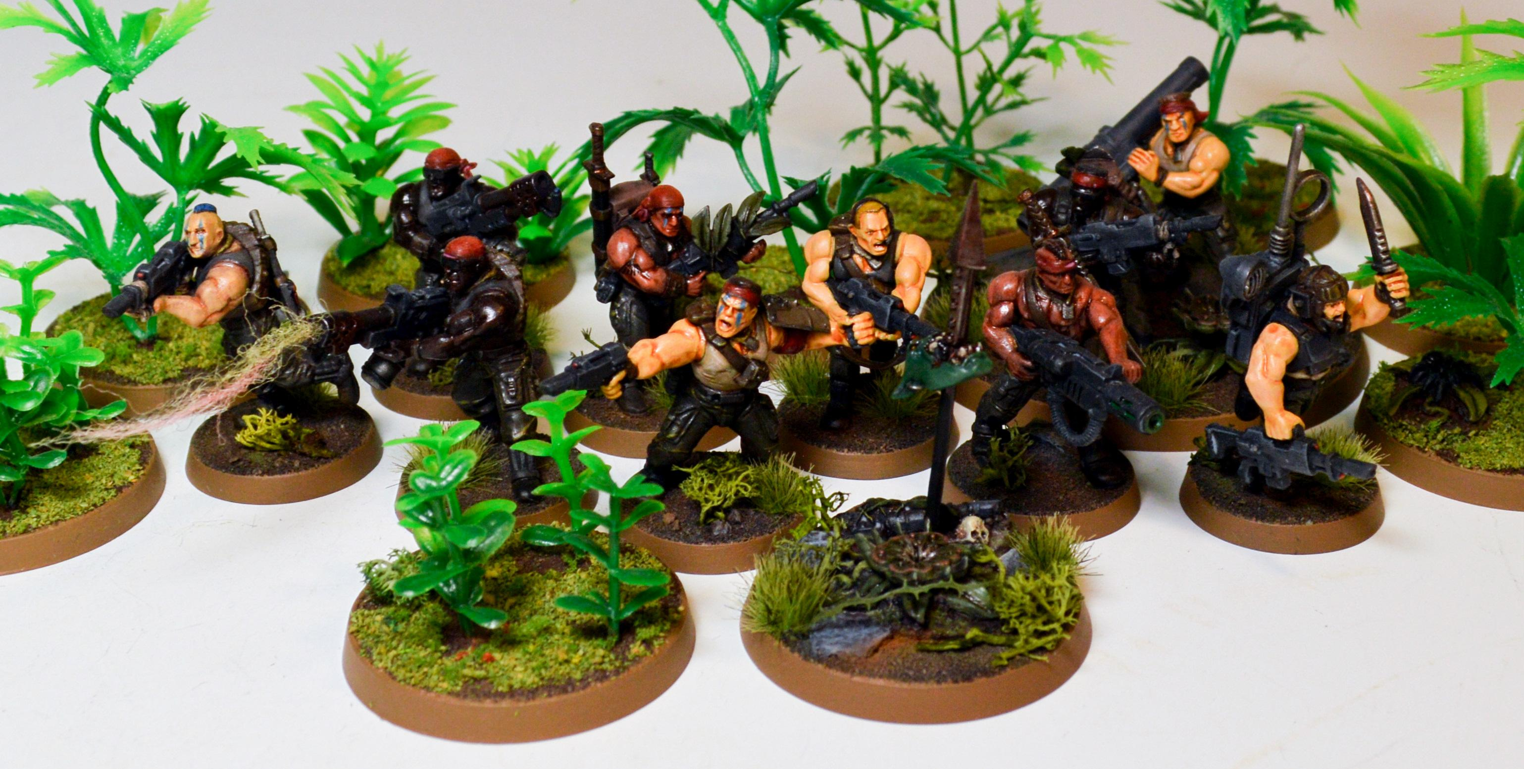 Astra Militarum, Imperial Guard, Ork Hunters