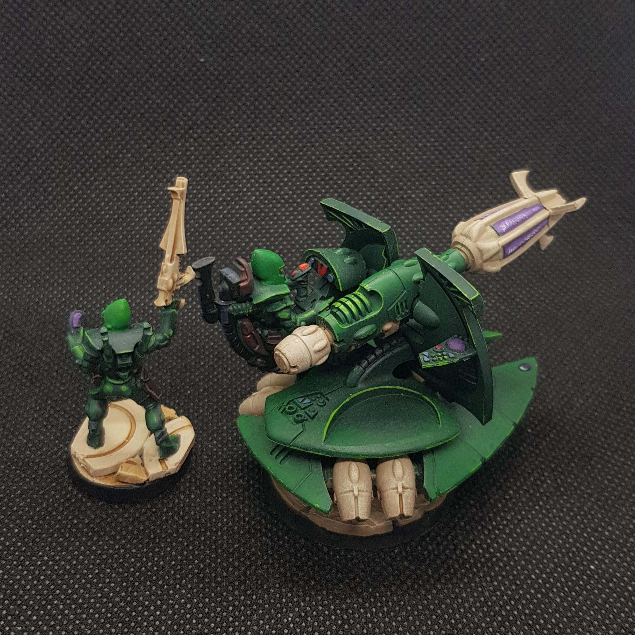 Vaul's Wrath Support Battery