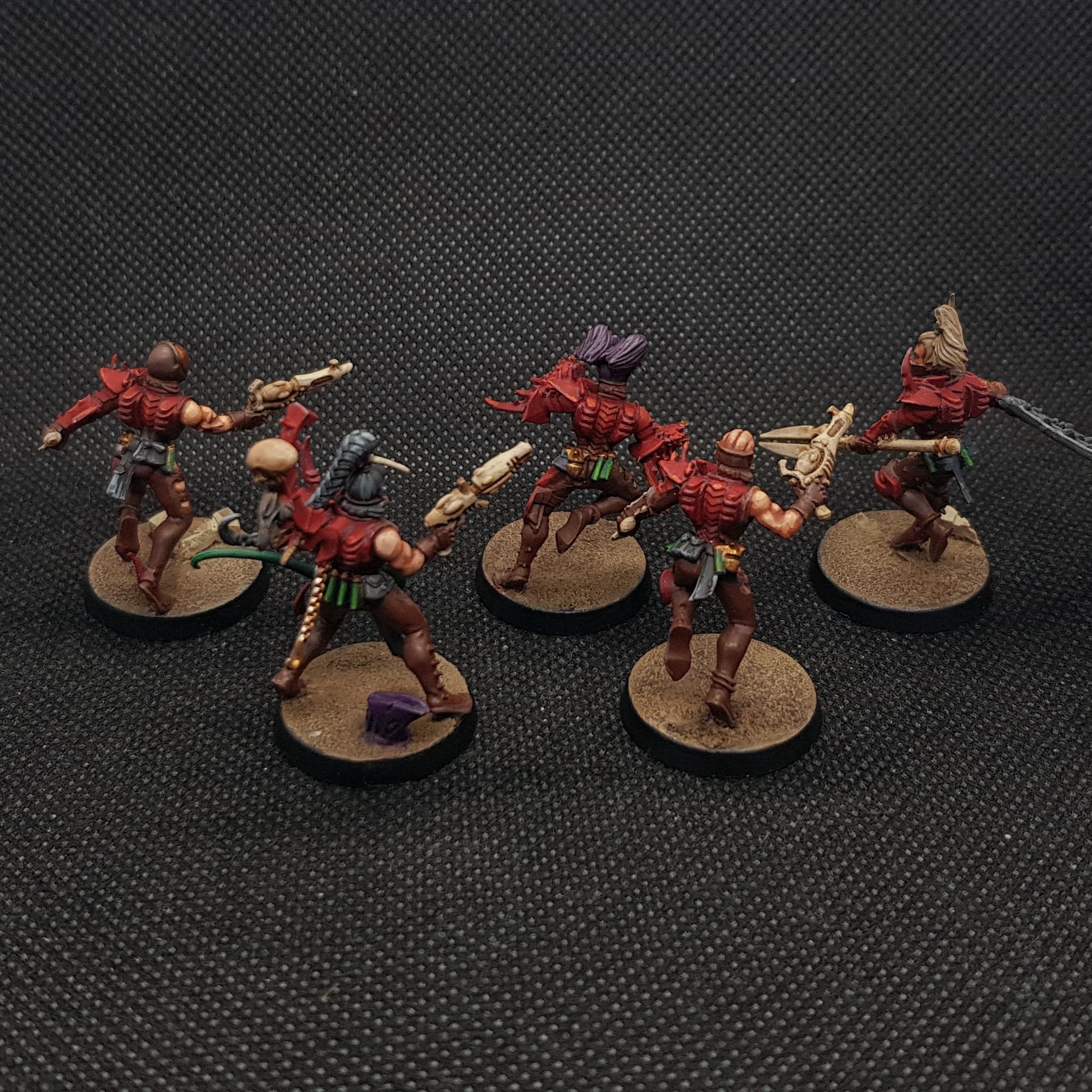 Wych Squad 1 rear