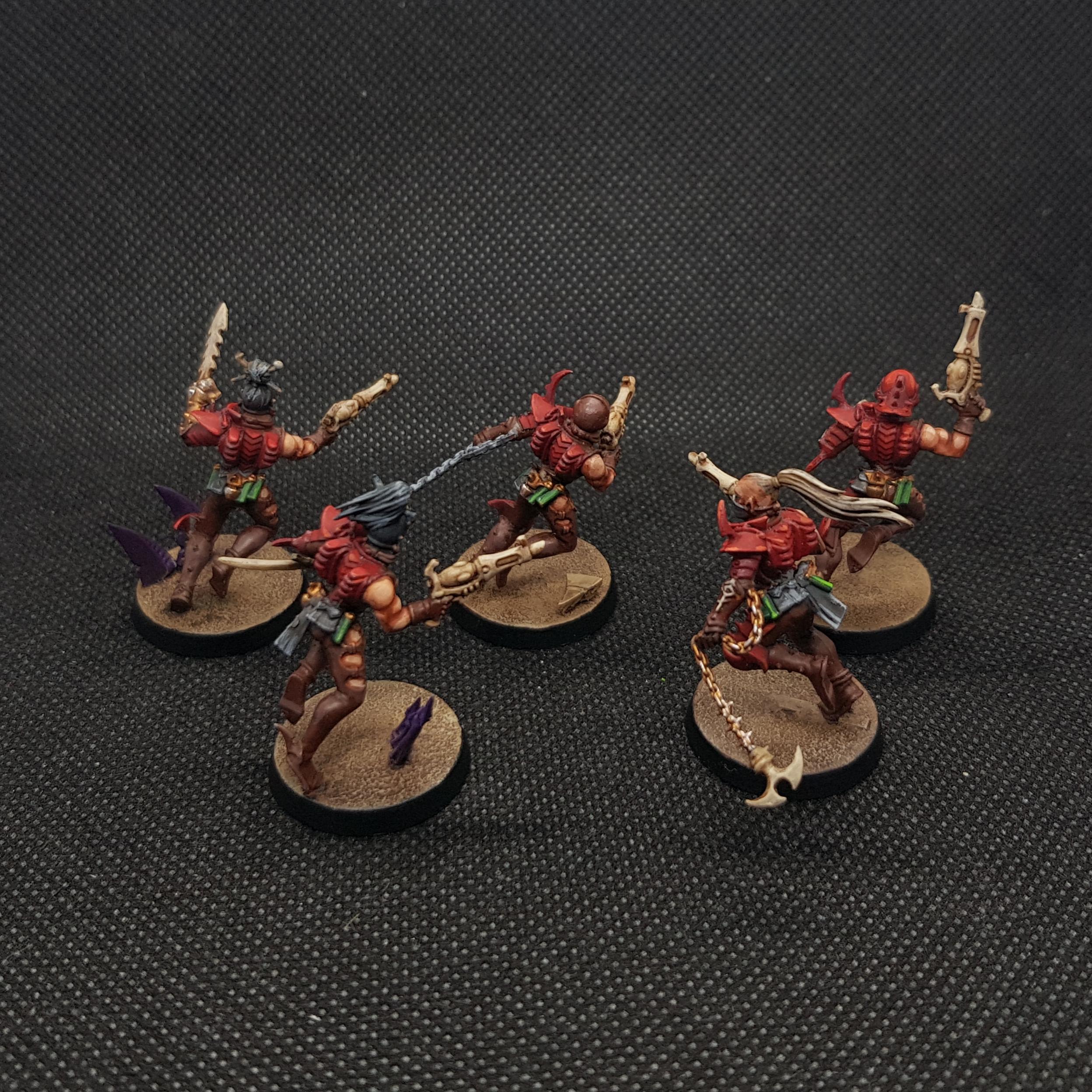 Wych Squad 2 rear