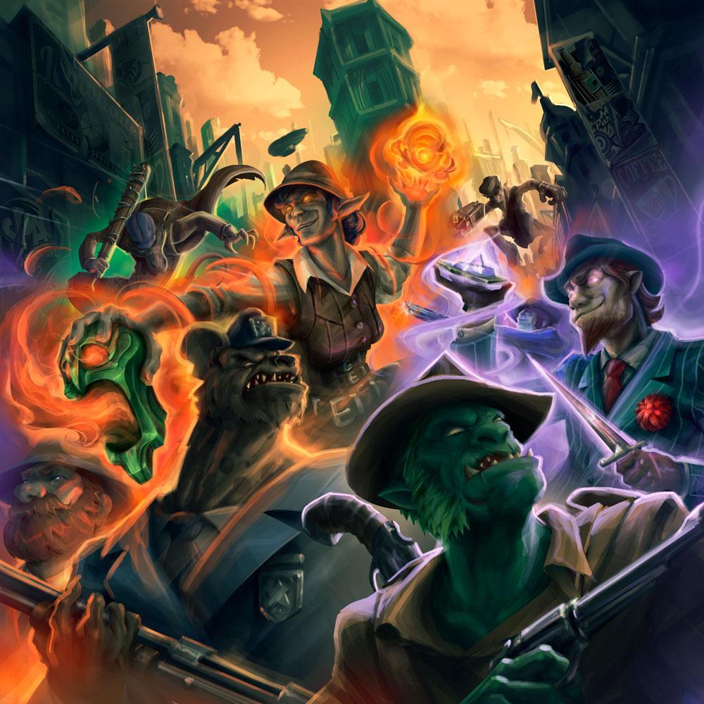 Runerunners Cover Art