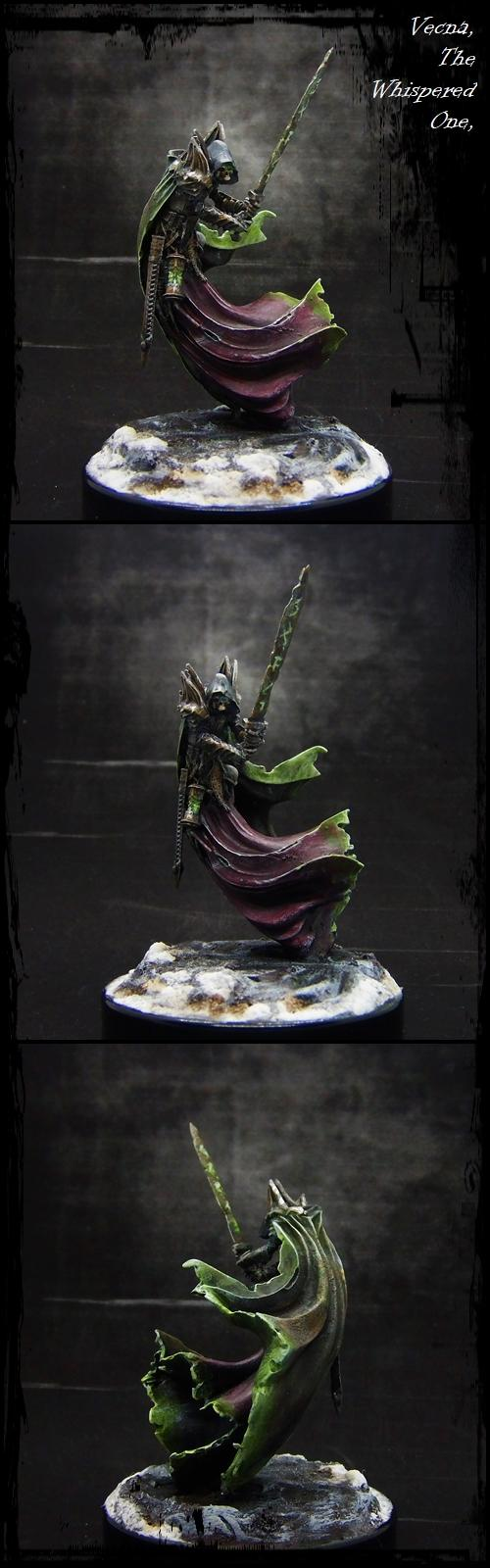 Dungeons And Dragons, Ghost, Lich, Mierce, Undead, Vecna, Villain