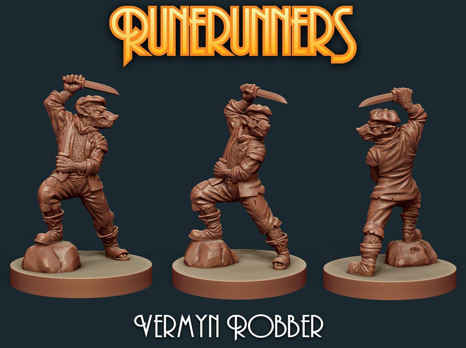 Runerunners Vermyn Robber