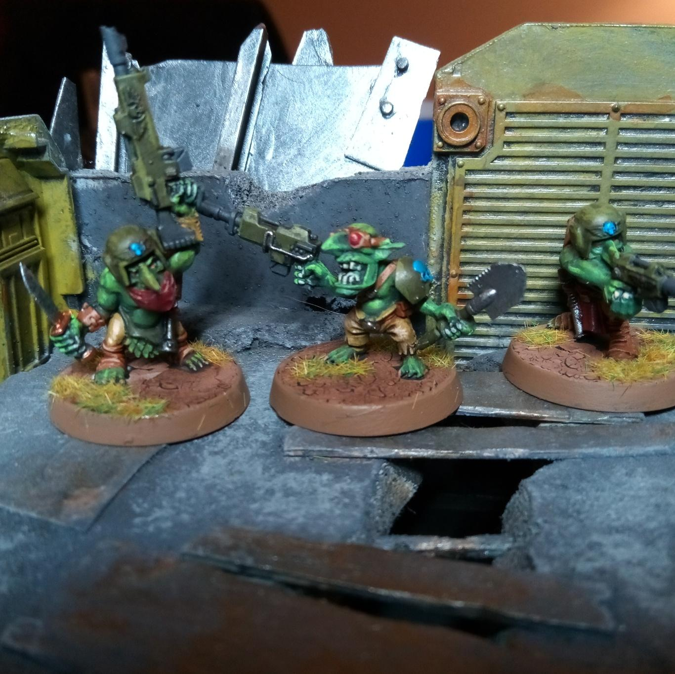 Gretchin, Grotz, Looted, Orks