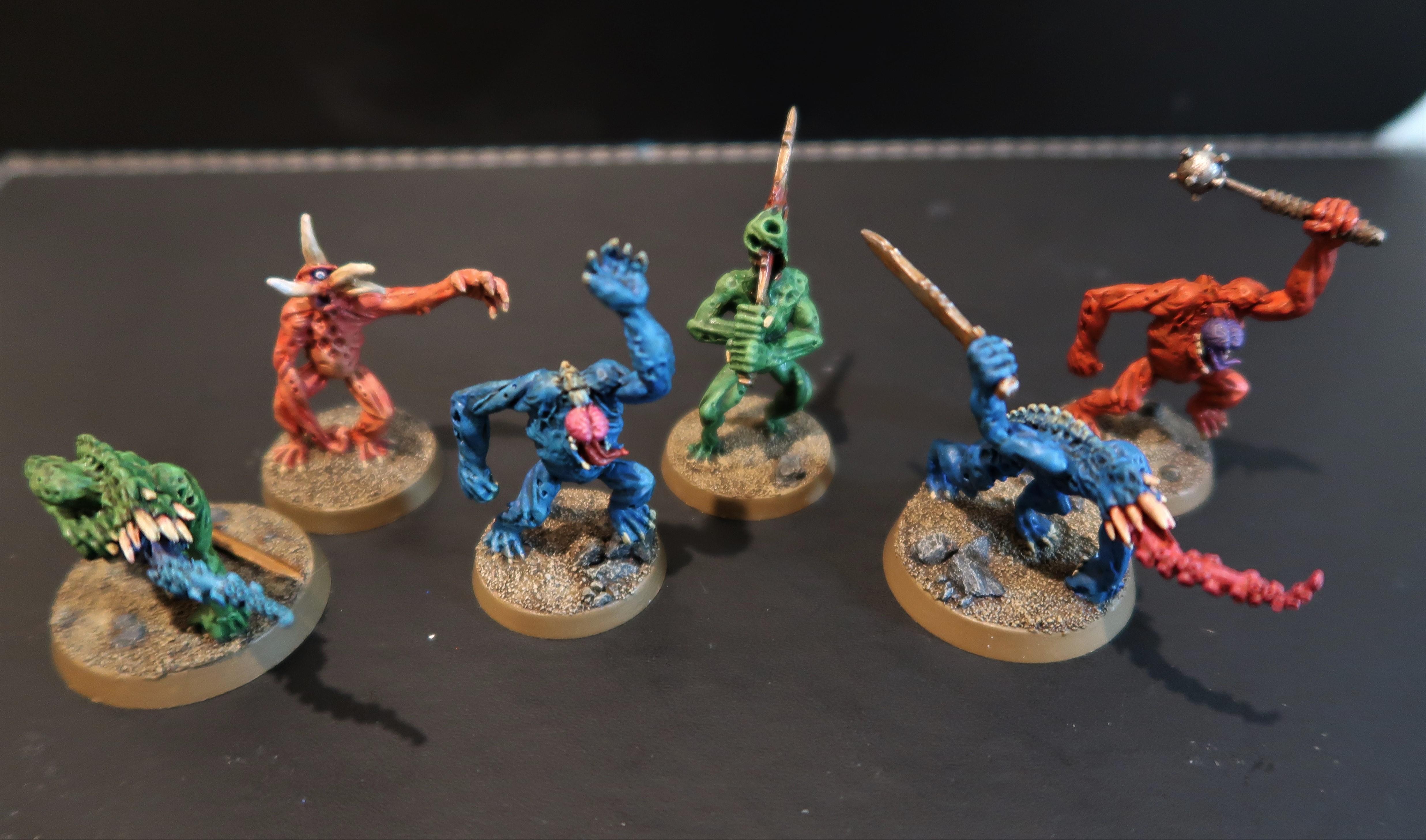 Daemons, Eureka, Metal