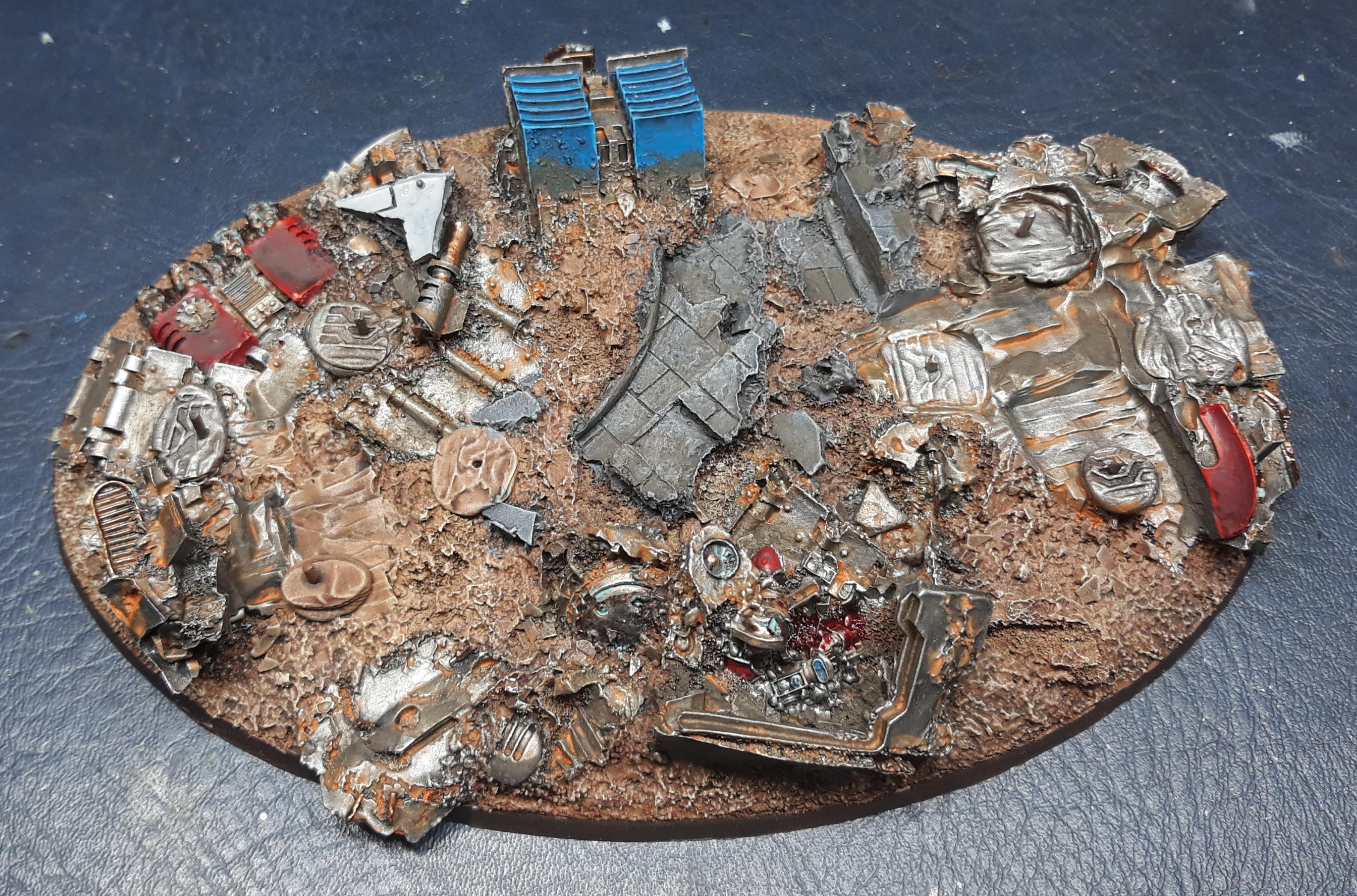 Castigator Base WIP 5 Front