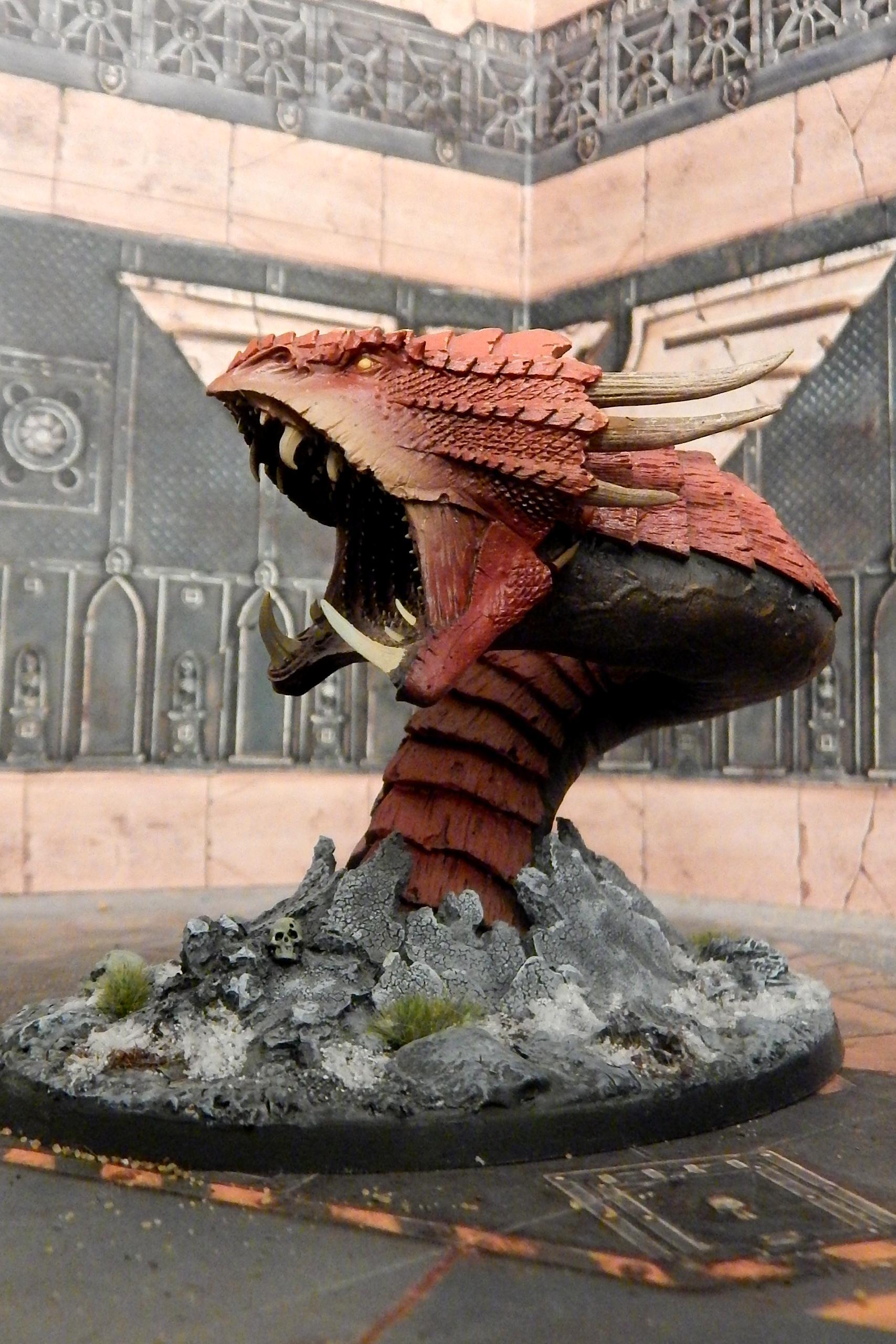 Age Of Sigmar, Dreadmaw, Forge World, Orruk, Warhammer Fantasy