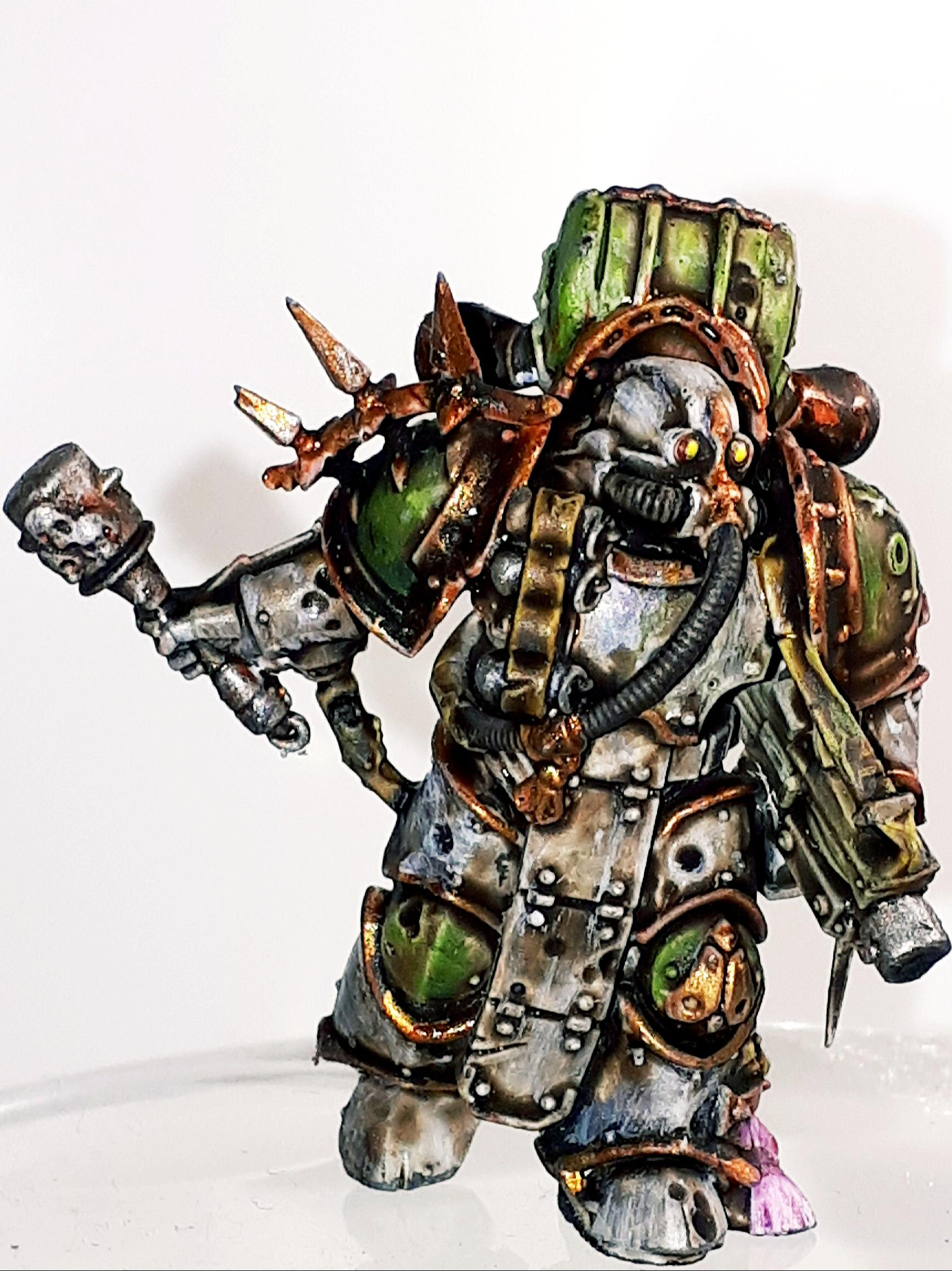 Chaos Space Marines, Death Guard, Warhammer 40,000