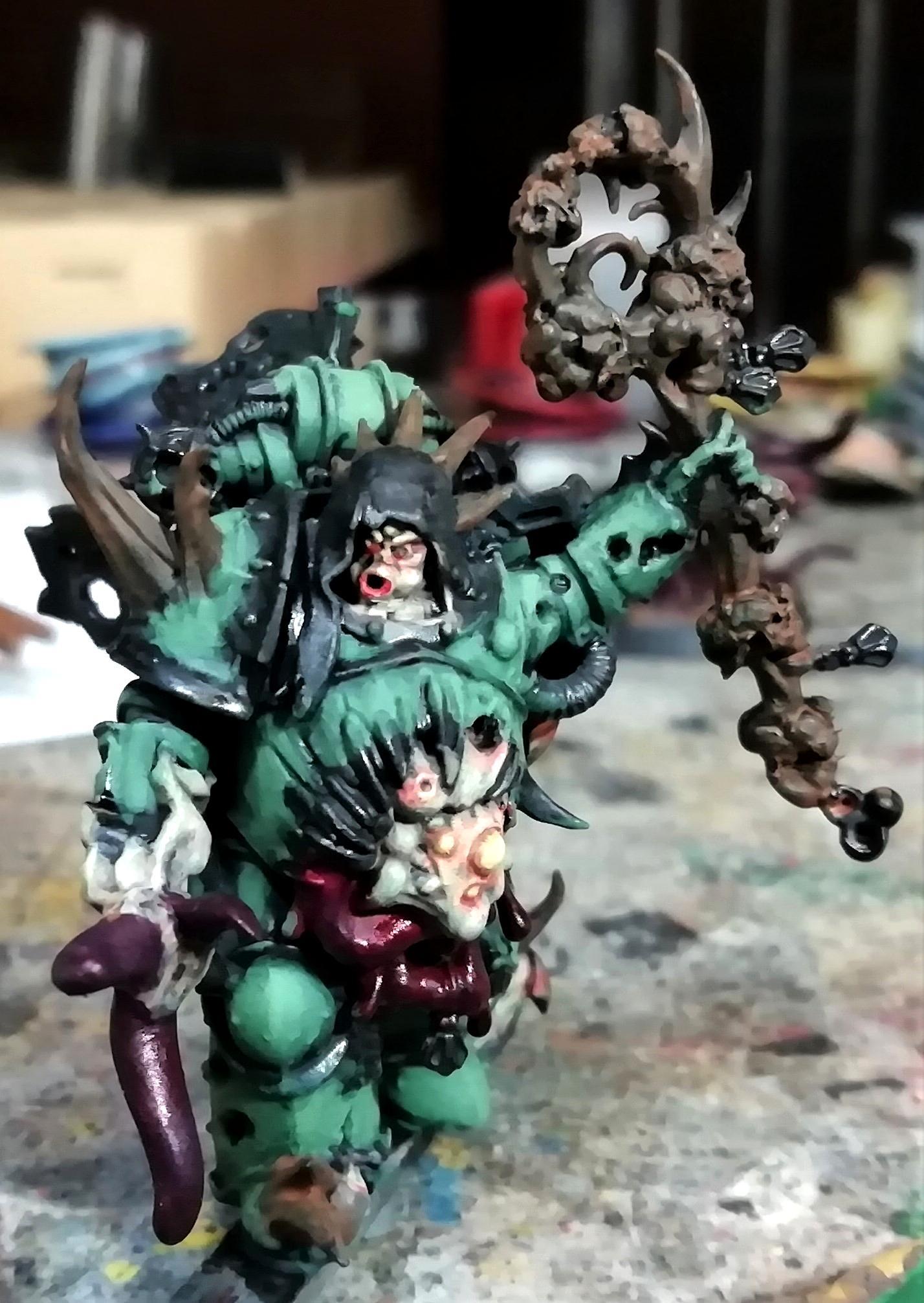 Malignant plaguecaster pip 3