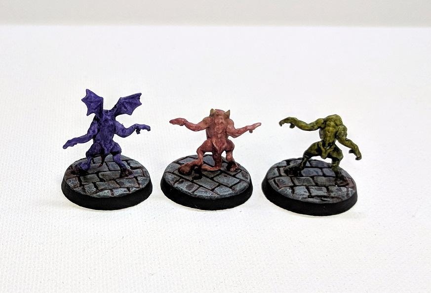 Bones, Custom Base, Reaper, Reaper Minis