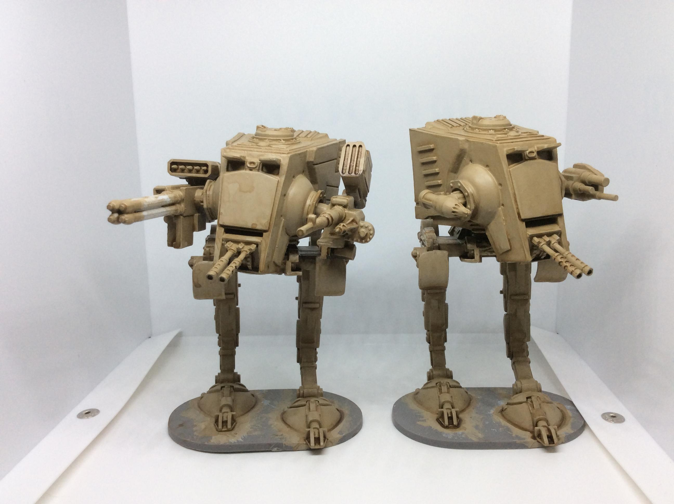 At-st, Conversion, General Weiss, Imperial Assault, Star Wars, Work In Progress