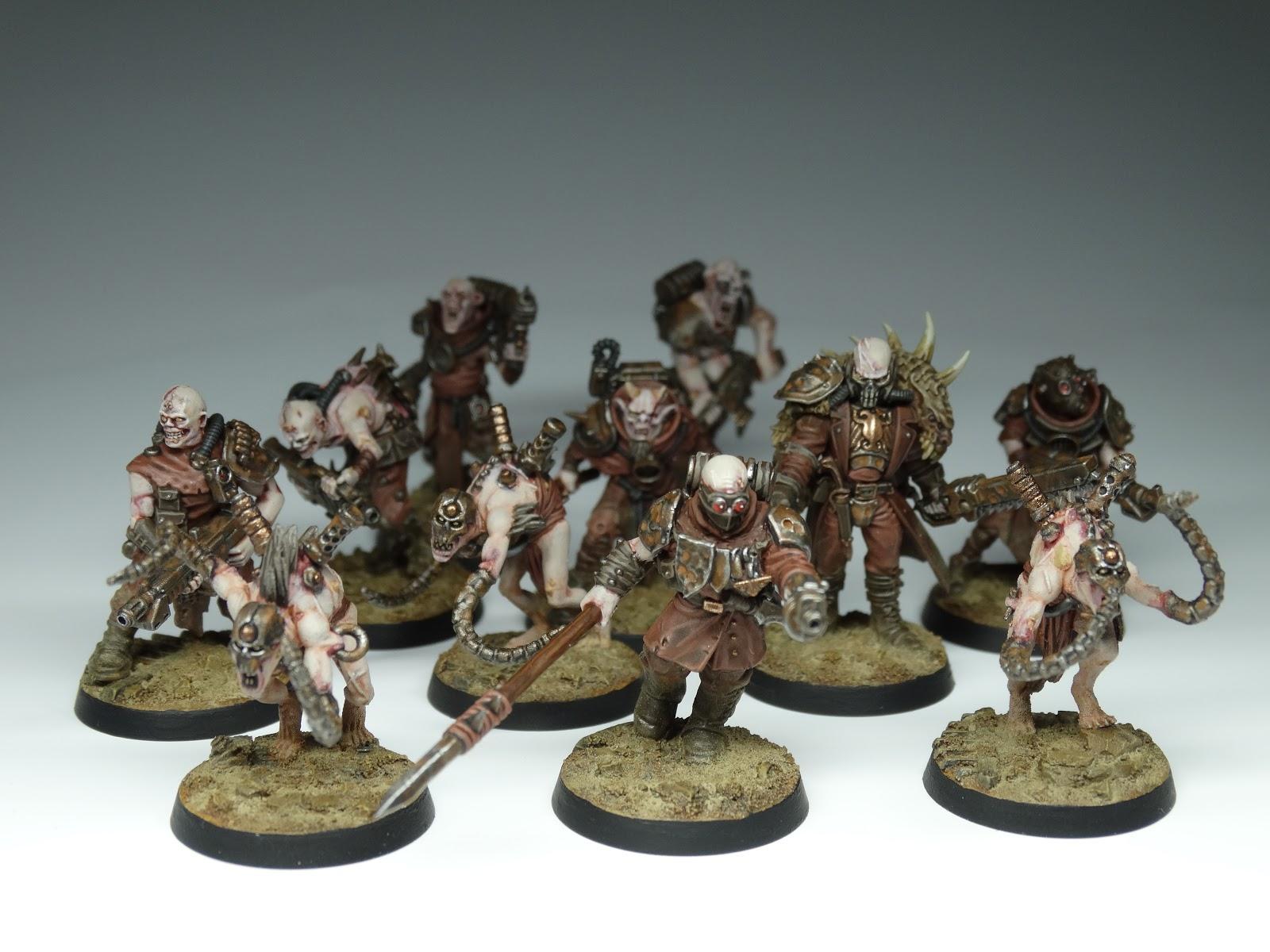 Ash Wastes, Carrion Pass, Conversion, Inq28, Inquisimunda, Killteam28, Kitbash, Necromunda, Warhammer 40,000