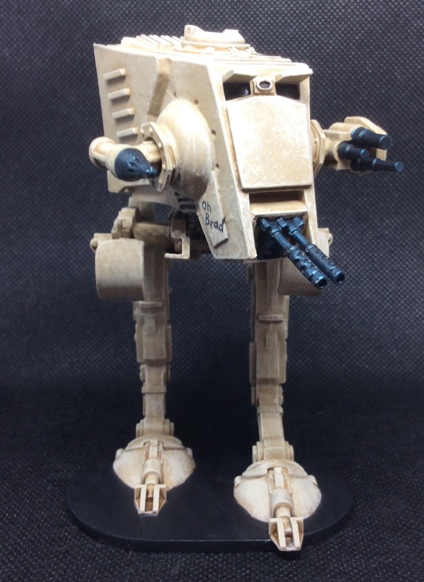 At-st, Freehand, Imperial Assault, Star Wars