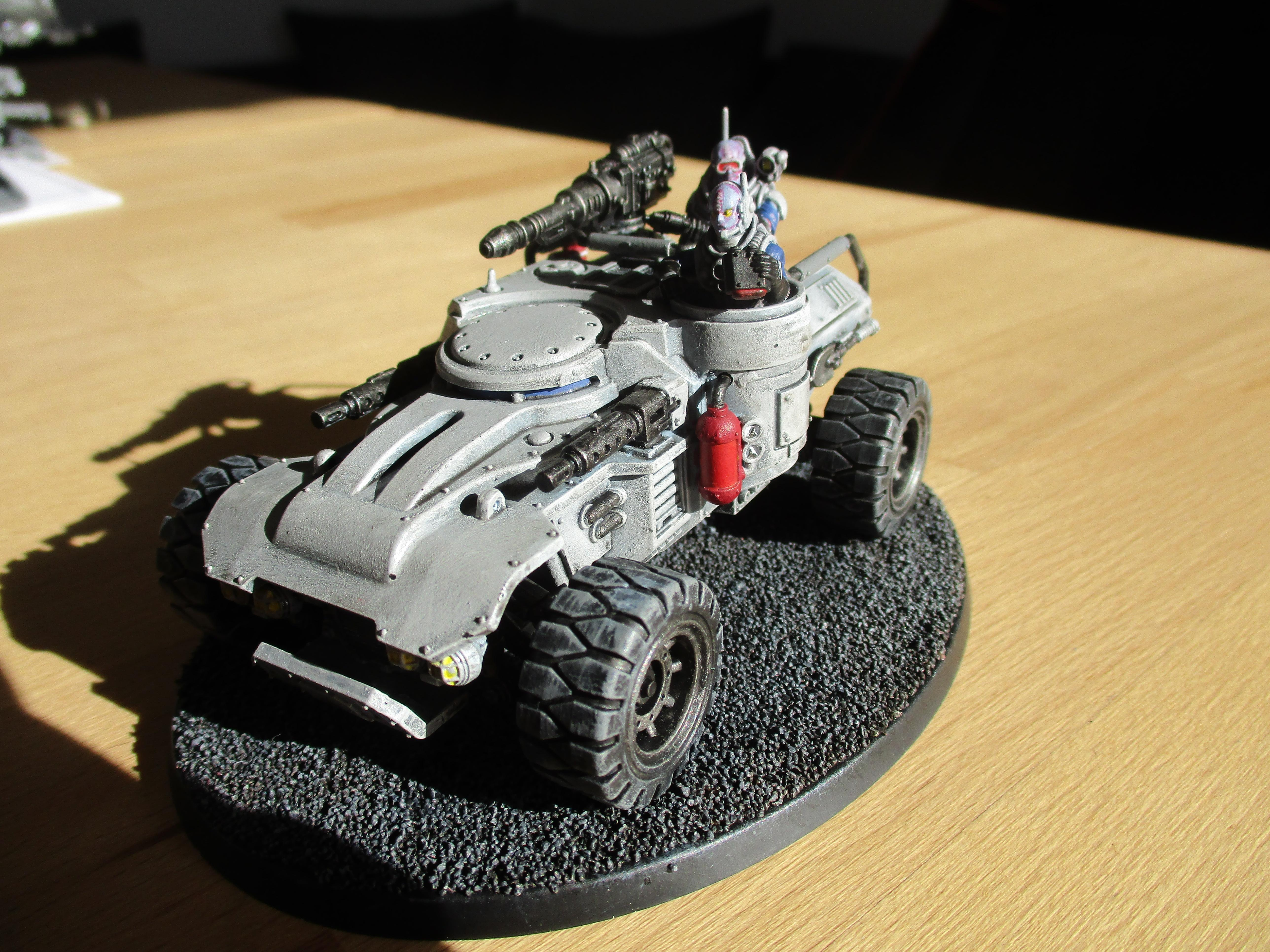 Genstealer Cult, Gsc, Ridgerunner, Vehicle, Warhammer 40,000