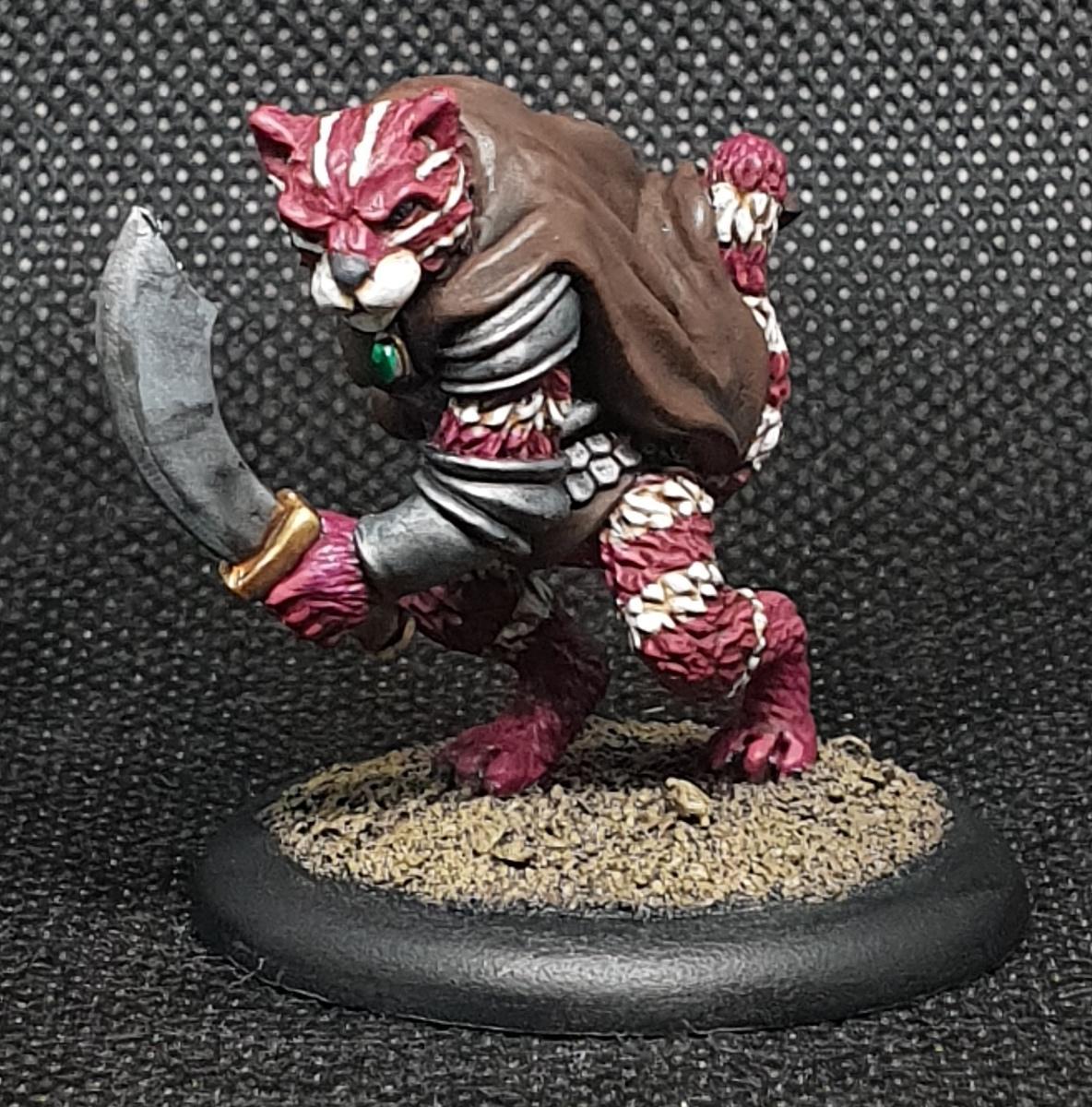 Oathsworn, Wildcat, Bagpuss