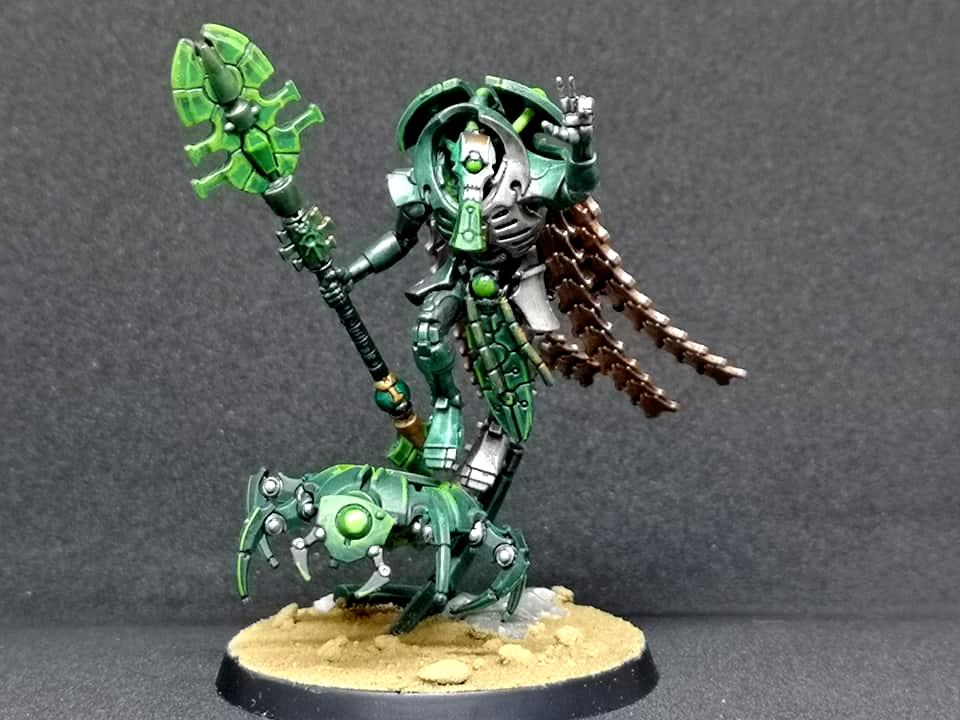 Beauty, Cryptek, Necron Cryptek, Necrons, Object Source Lighting, Warhammer 40,000, Xenos