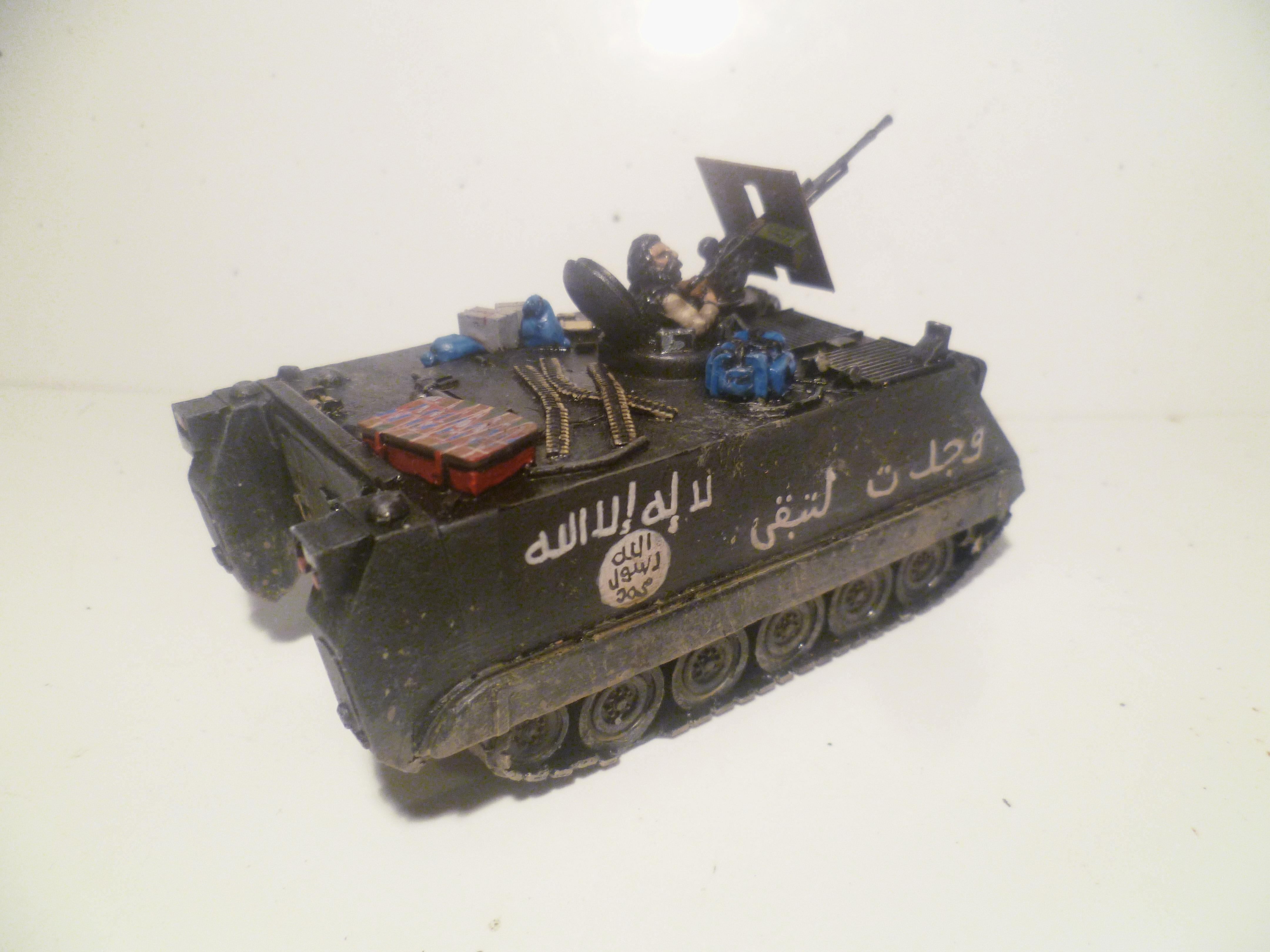 Apc, Captured, East, Ifv, M113, Middle, Modern, Syria