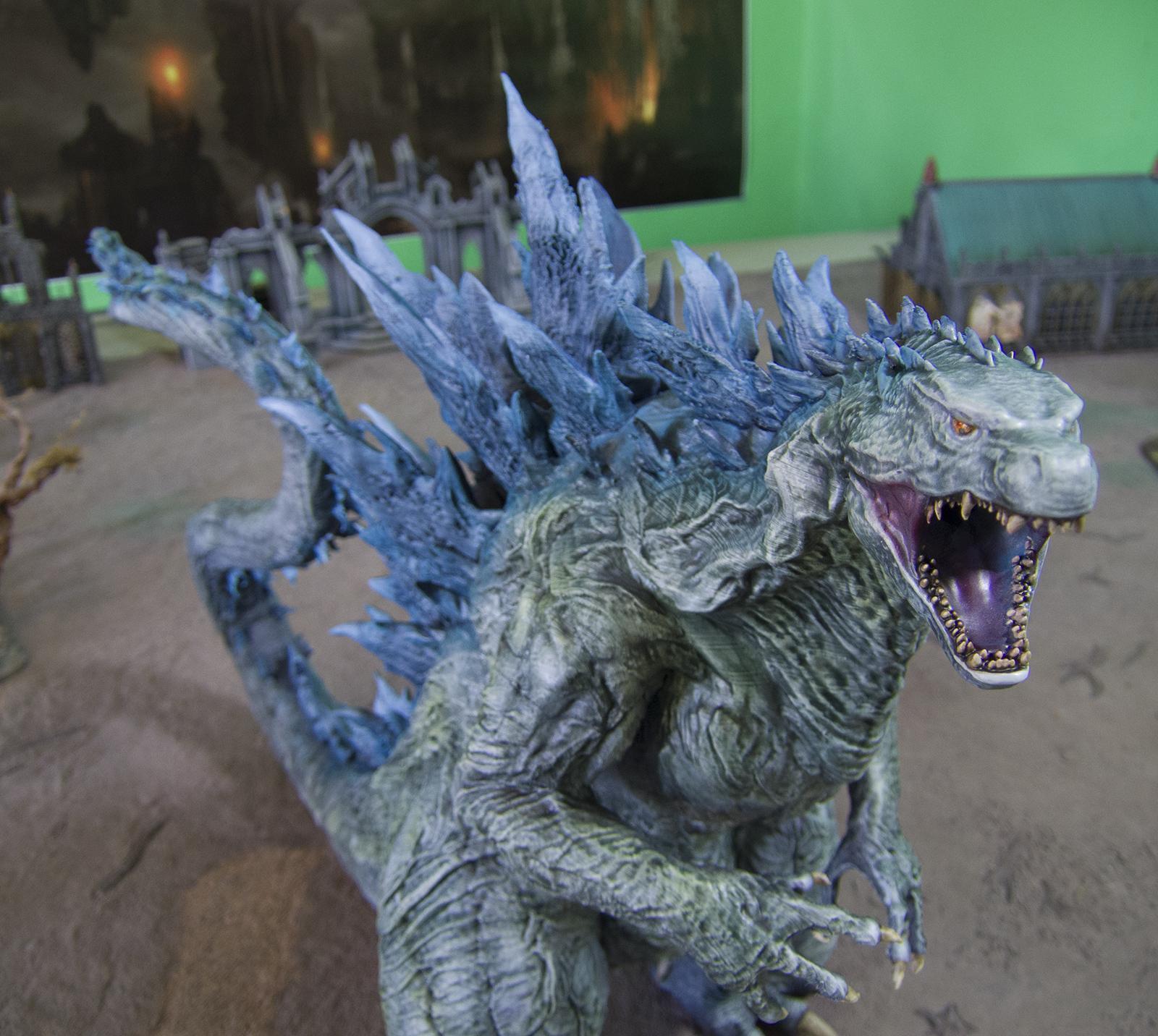 3d Printing, Anycubic I3 Mega, Anycubic Photon, Dlp, Fdm, Gambody, Godzilla, Godzilla Hybrid, Large